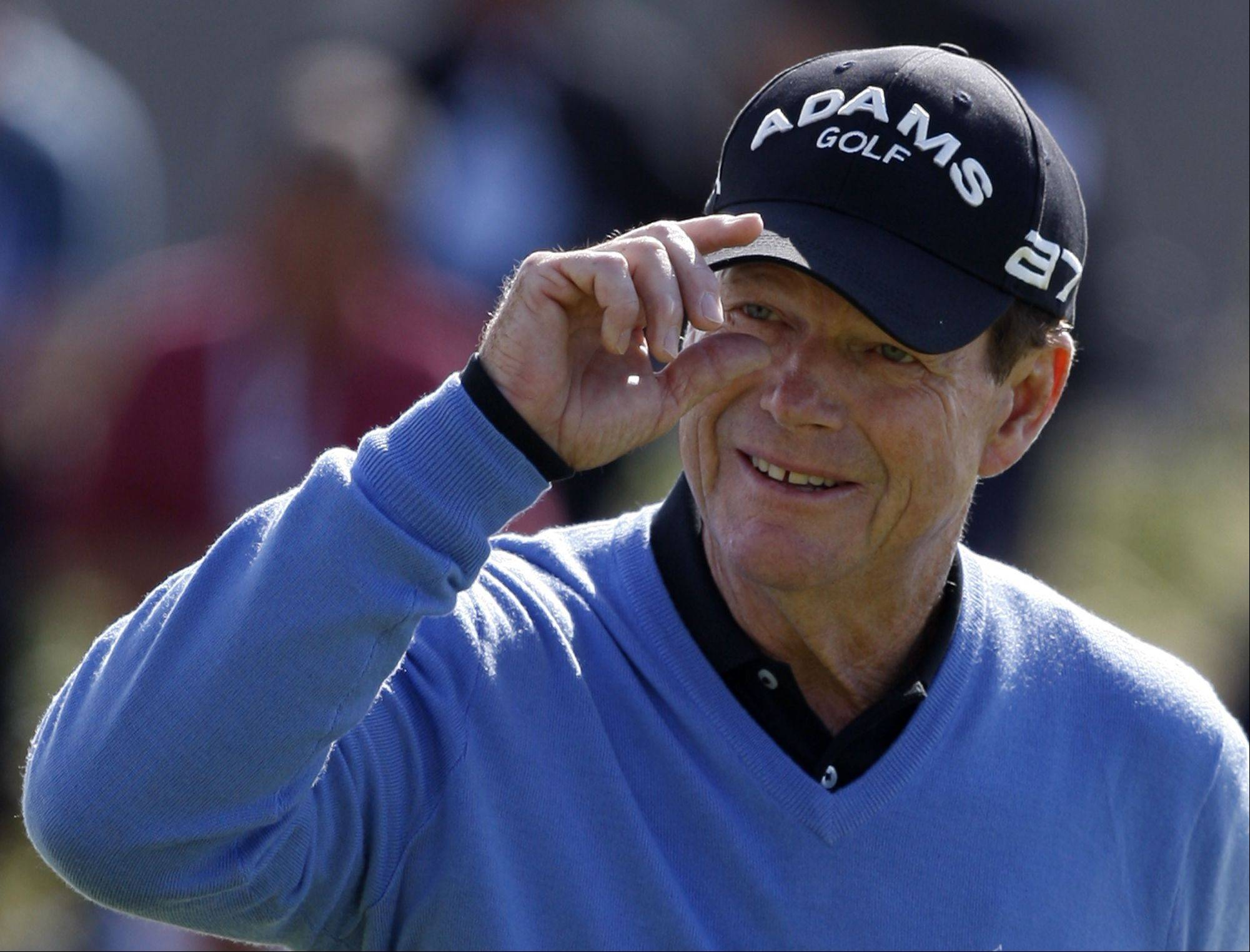 Tom Watson is the first repeat captain for the U.S. Ryder Cup team since Jack Nicklaus in 1987. Team USA has lost seven of the last nine Ryder Cups, with the most recent a stunning loss at Medinah Country Club last September.