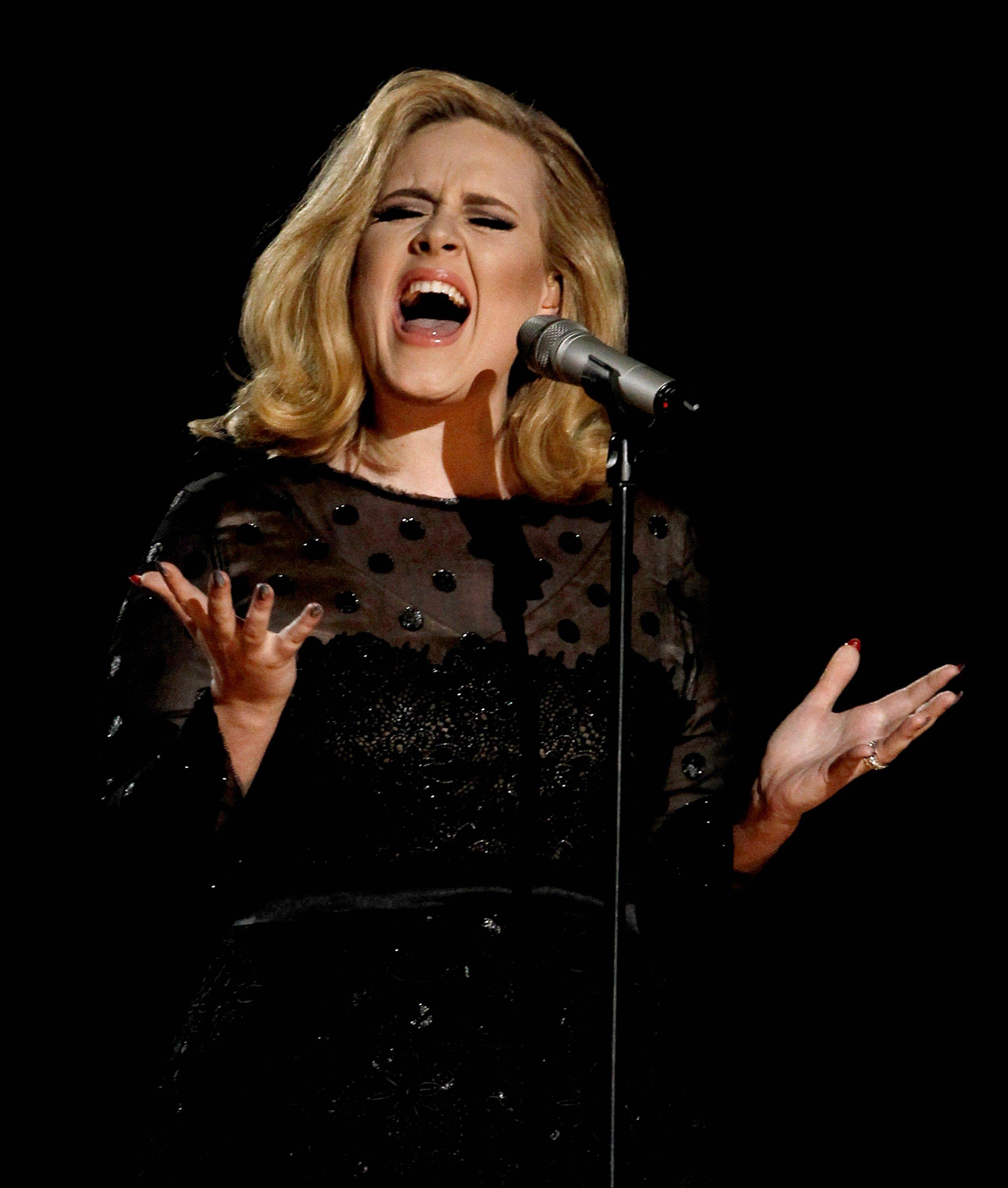 "Adele's ""21,"" which recently passed the 10 million mark in sales, was Billboard's top artist in 2012."