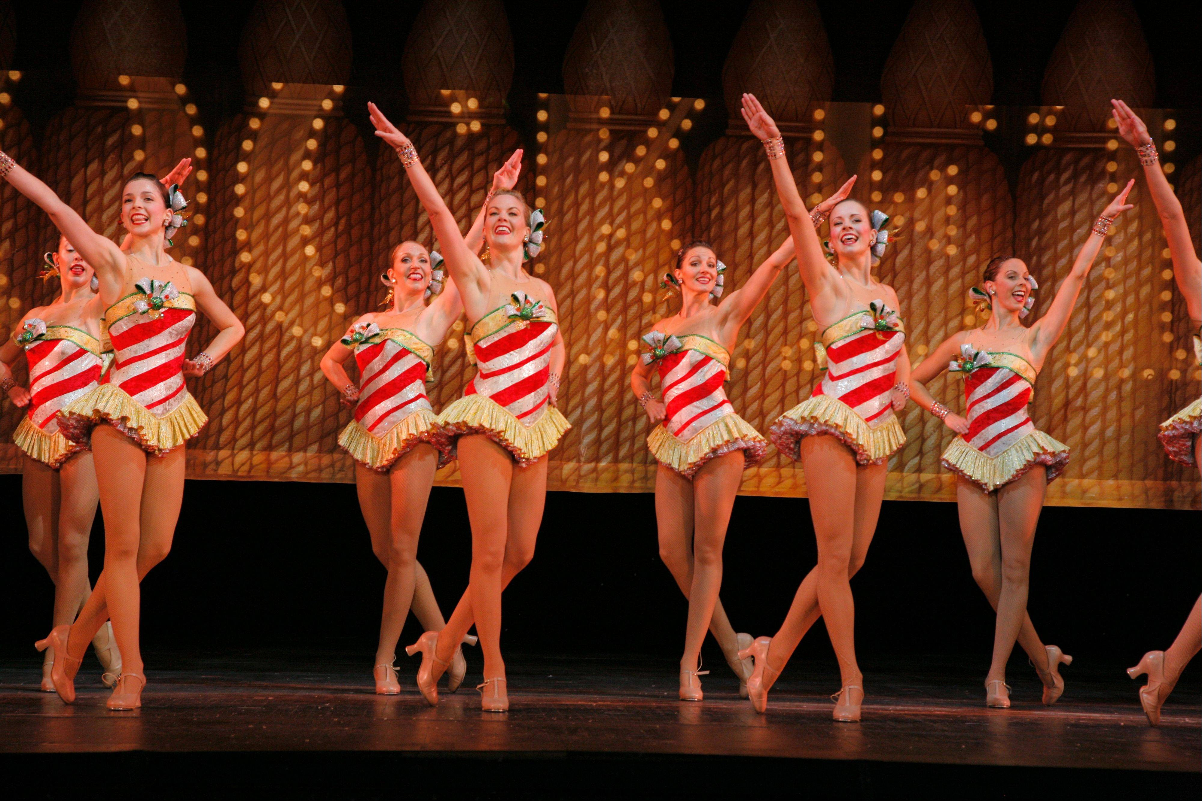 """The Radio City Christmas Spectacular"" returns, opening Dec. 14 at the Akoo Theatre in Rosemont."