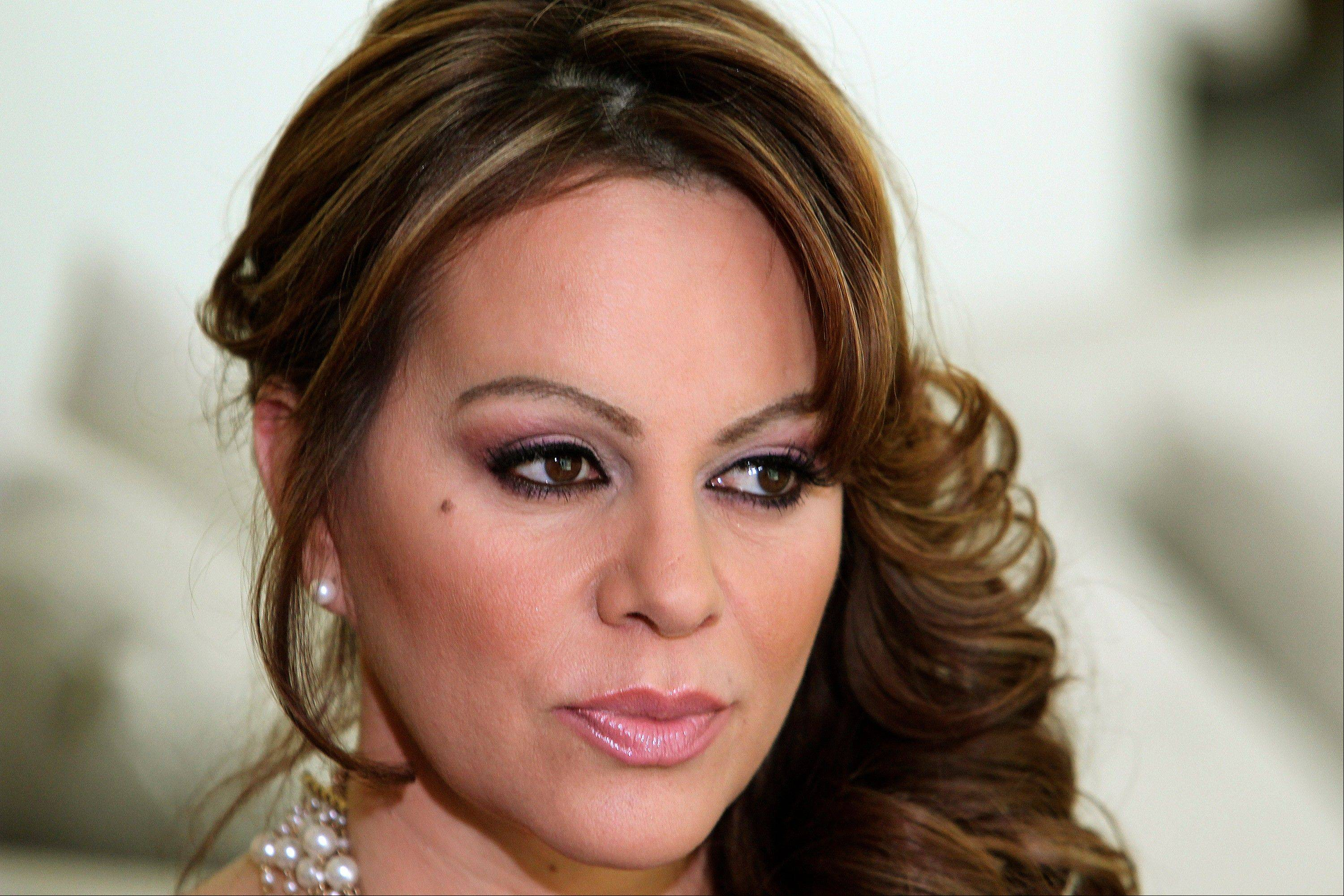 Mexican-American singer and reality TV star Jenni Rivera