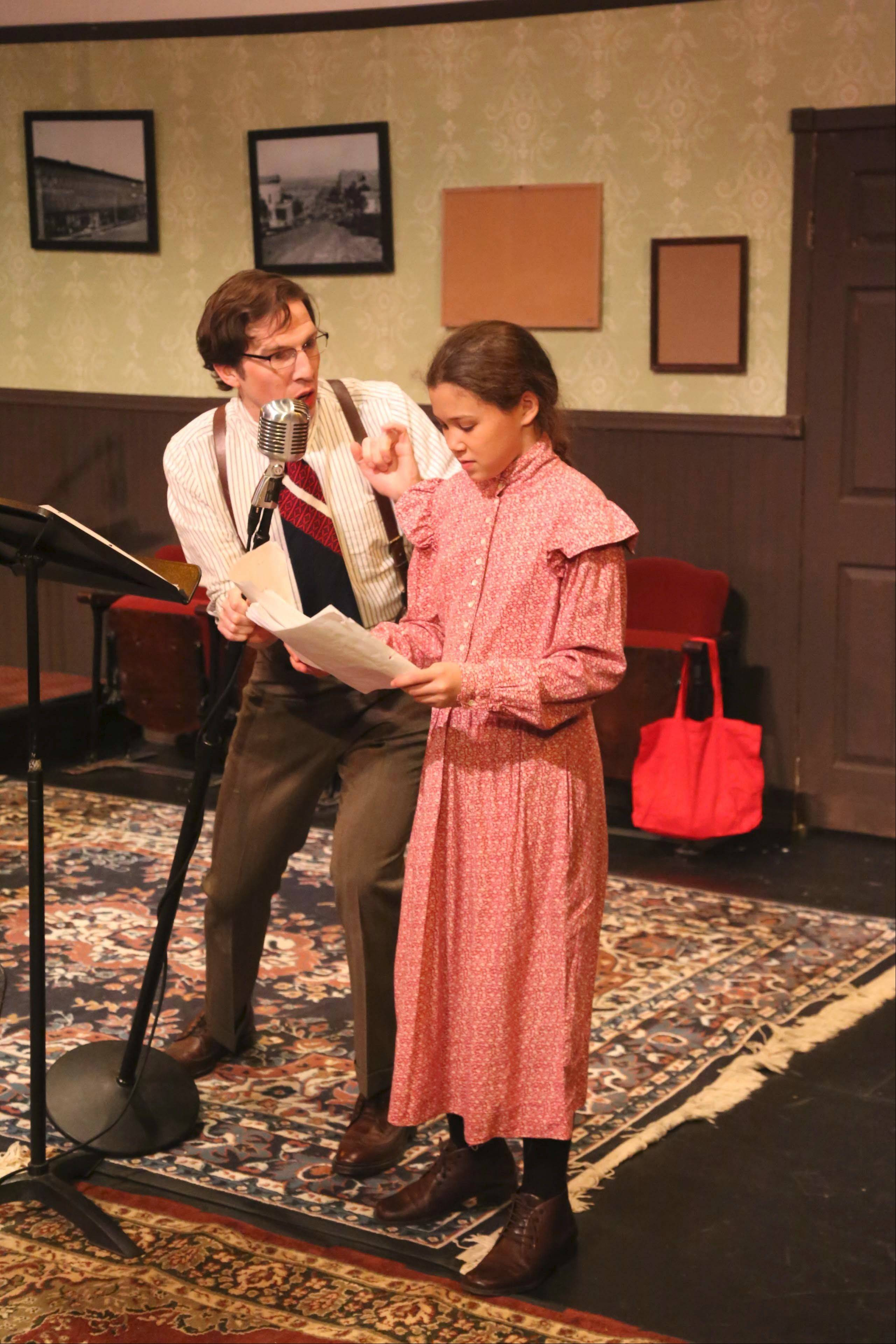 "Williams Street Repertory's ""It's A Wonderful Life: A Radio Play"" wraps up its run Dec. 15 at Raue Center for the Arts in Crystal Lake."