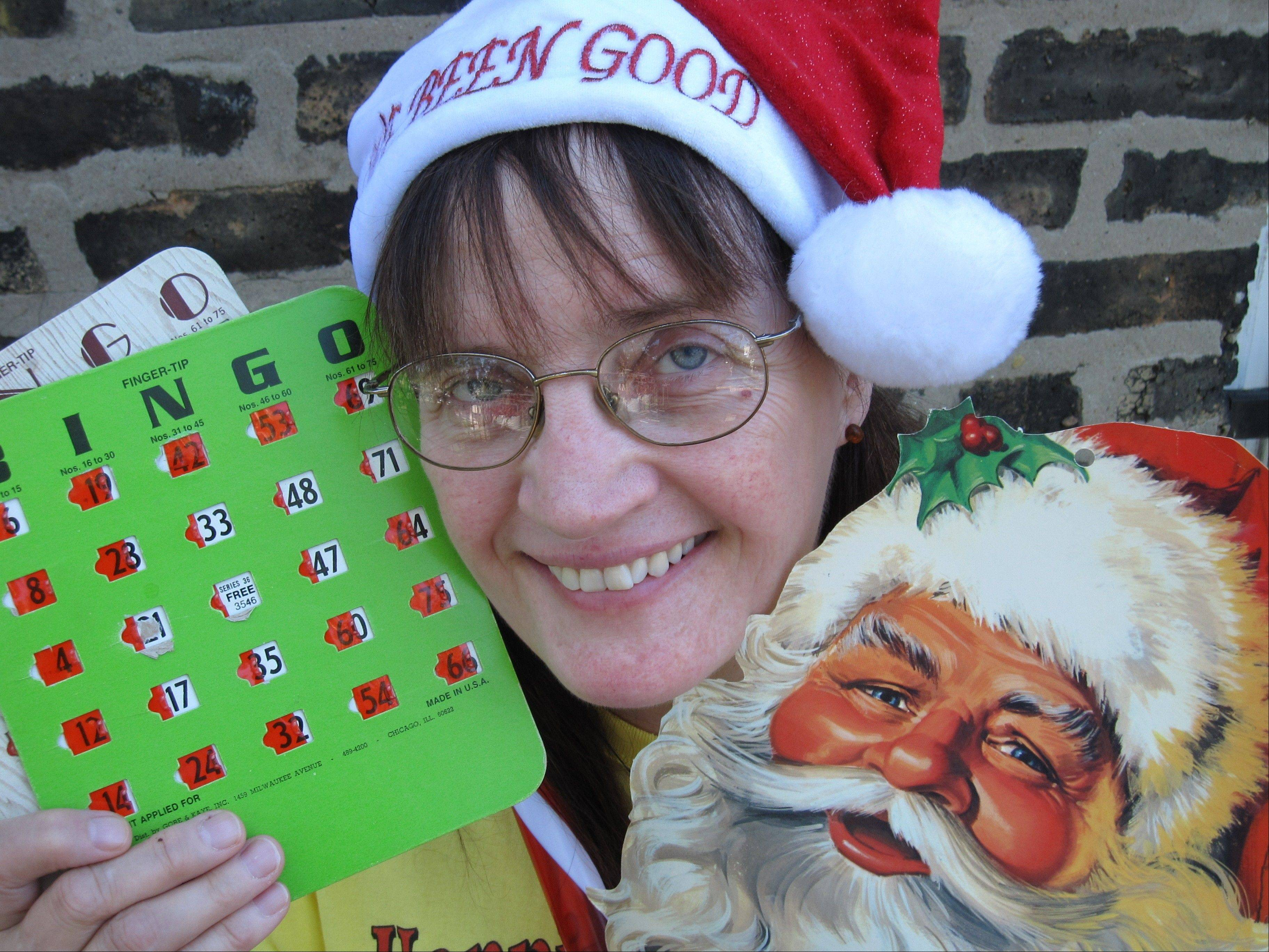"""Christmas Bingo: It's a Ho-Ho-Holy Night"" comes to Metropolis Performing Arts Centre in Arlington Heights on Dec. 17."