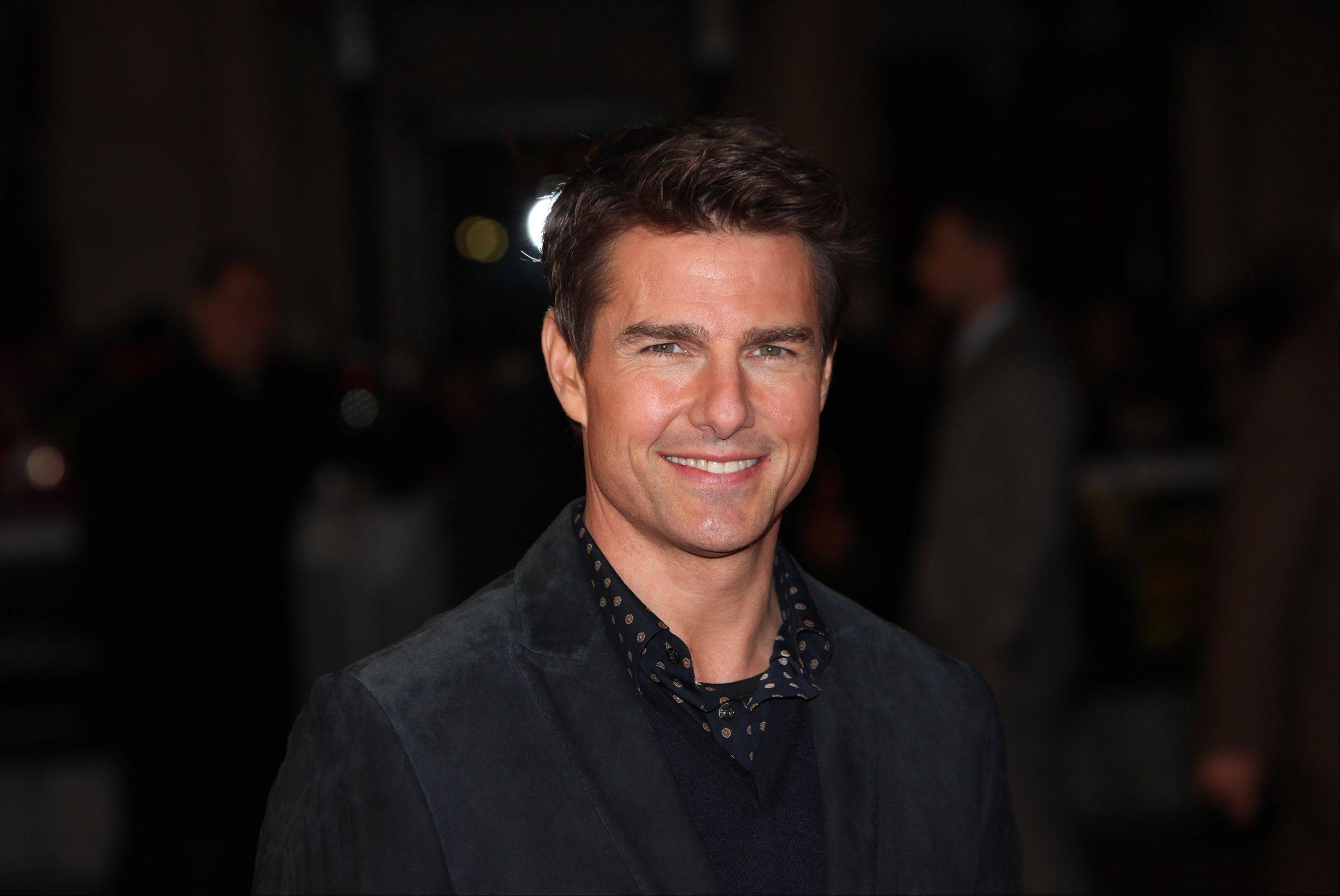 Tom Cruise was a surprise choice to play the main character Jack Reacher in the upcoming film.
