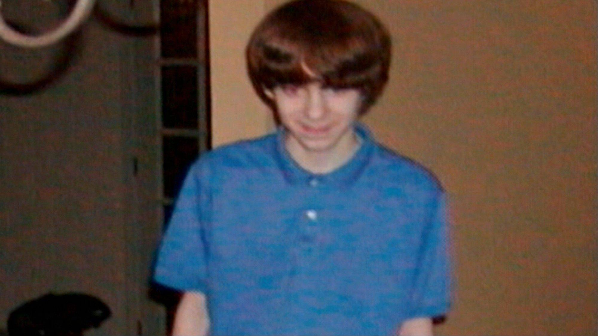 This 2005 photo provided by neighbor Barbara Frey and verified by Richard Novia, shows Adam Lanza.