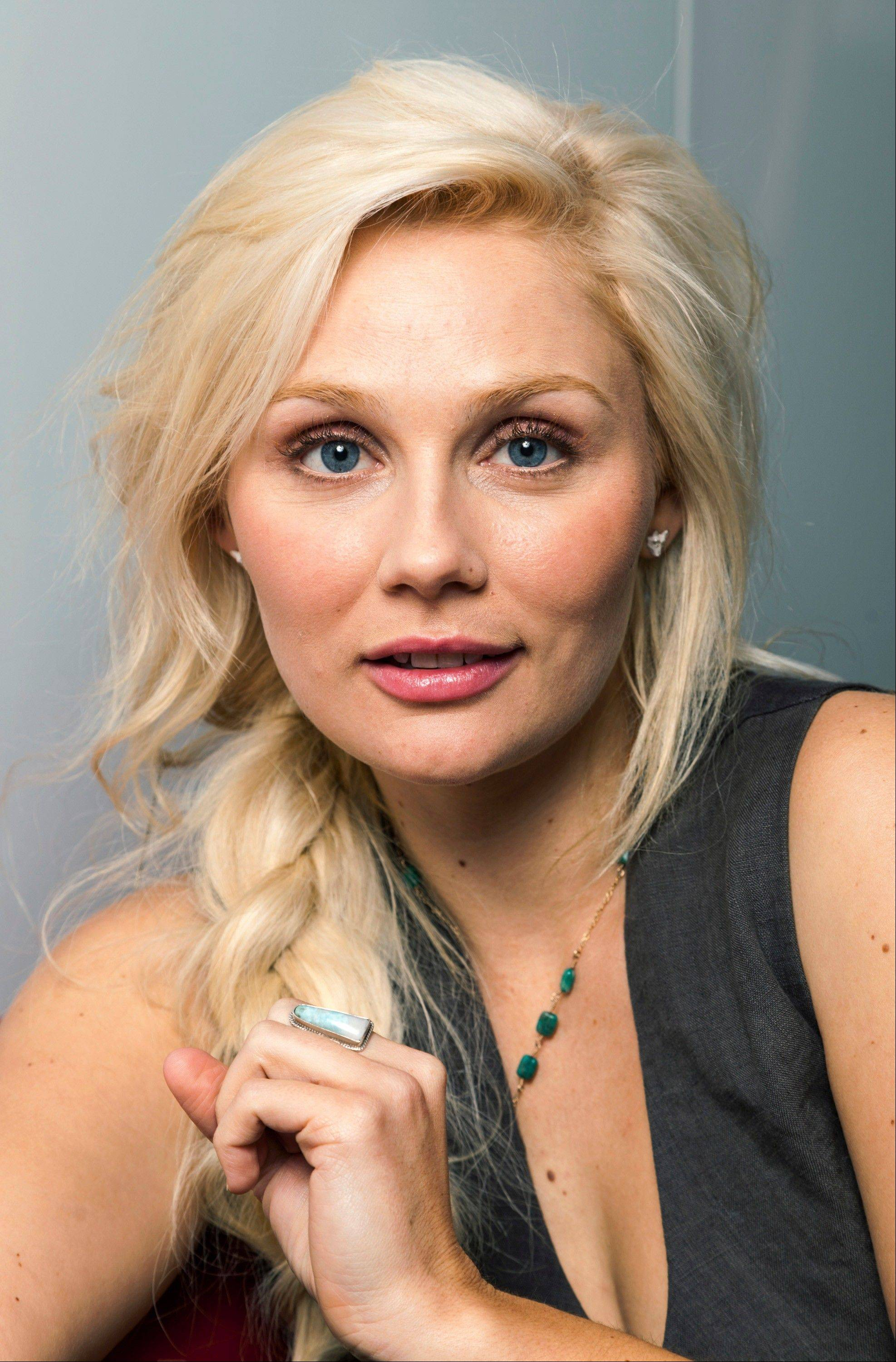 "Actress and singer Clare Bowen plays Scarlett O'Connor in the ABC drama series ""Nashville."""