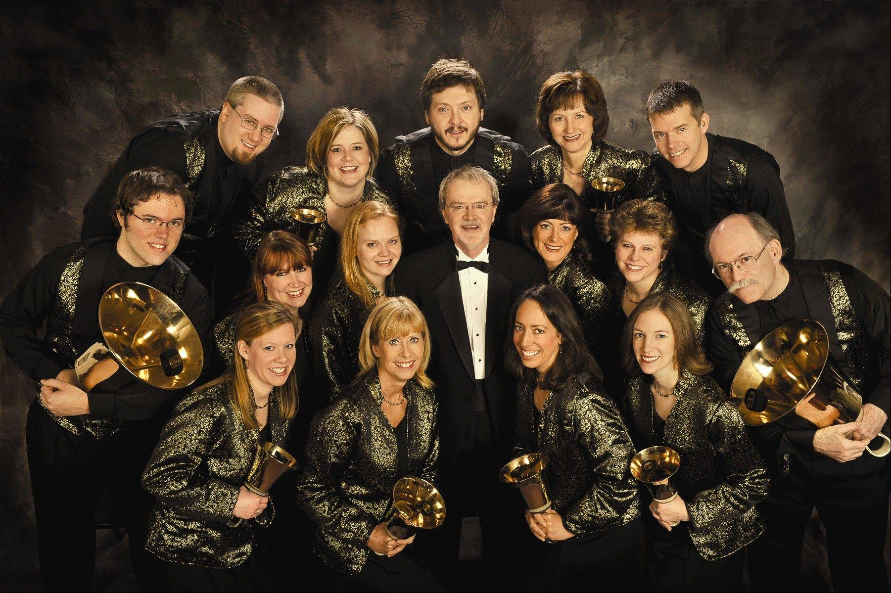 "The Agape Ringers performs shows off its amazing handbell skills with the concert ""Sounds of the Season"" at the Elmhurst Christian Reformed Church on Saturday, Dec. 15."
