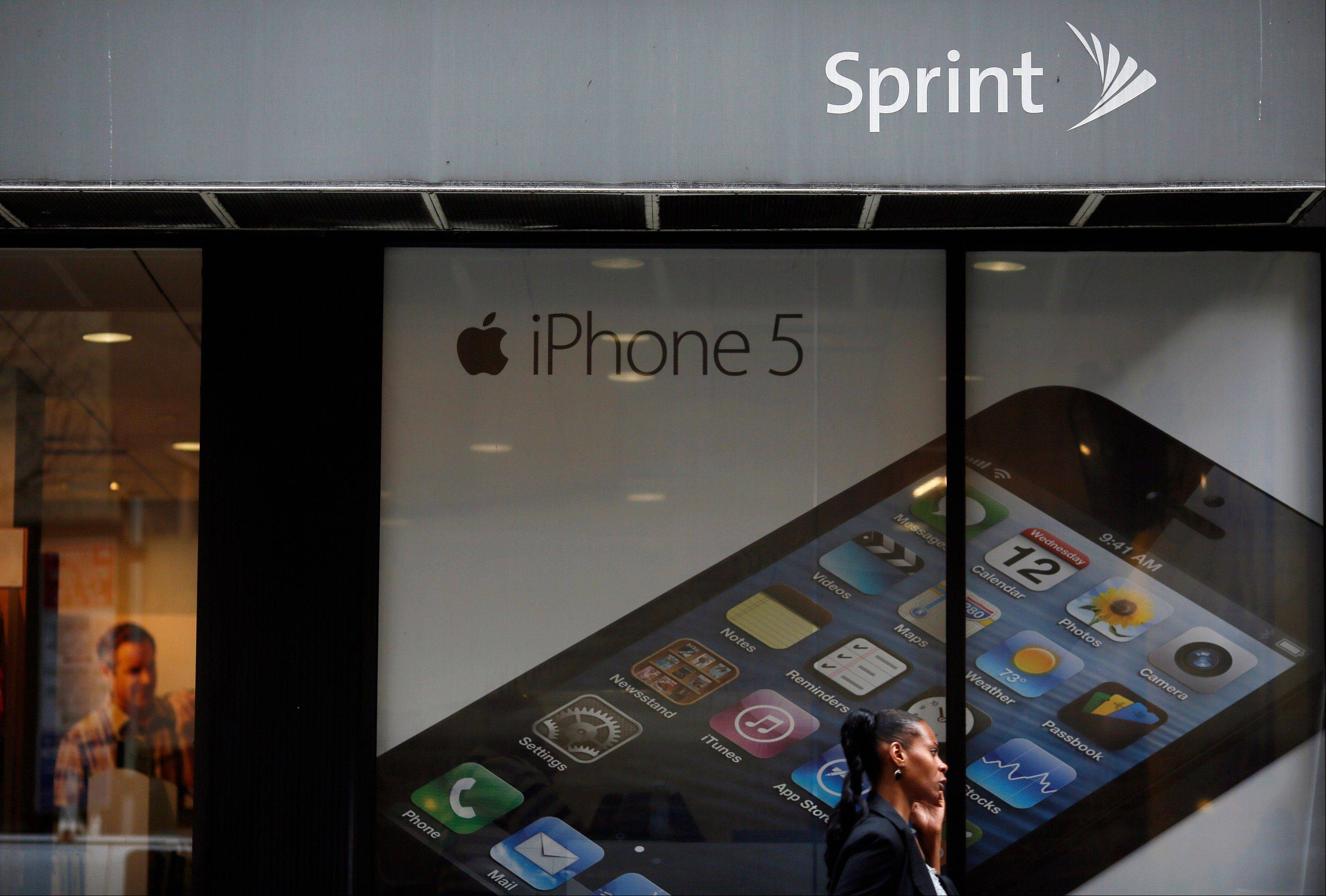 Sprint, the country�s third-largest cellphone company, said Monday that it will buy out the portion of wireless network operator Clearwire that it doesn�t already own after raising its offer price to $2.2 billion.