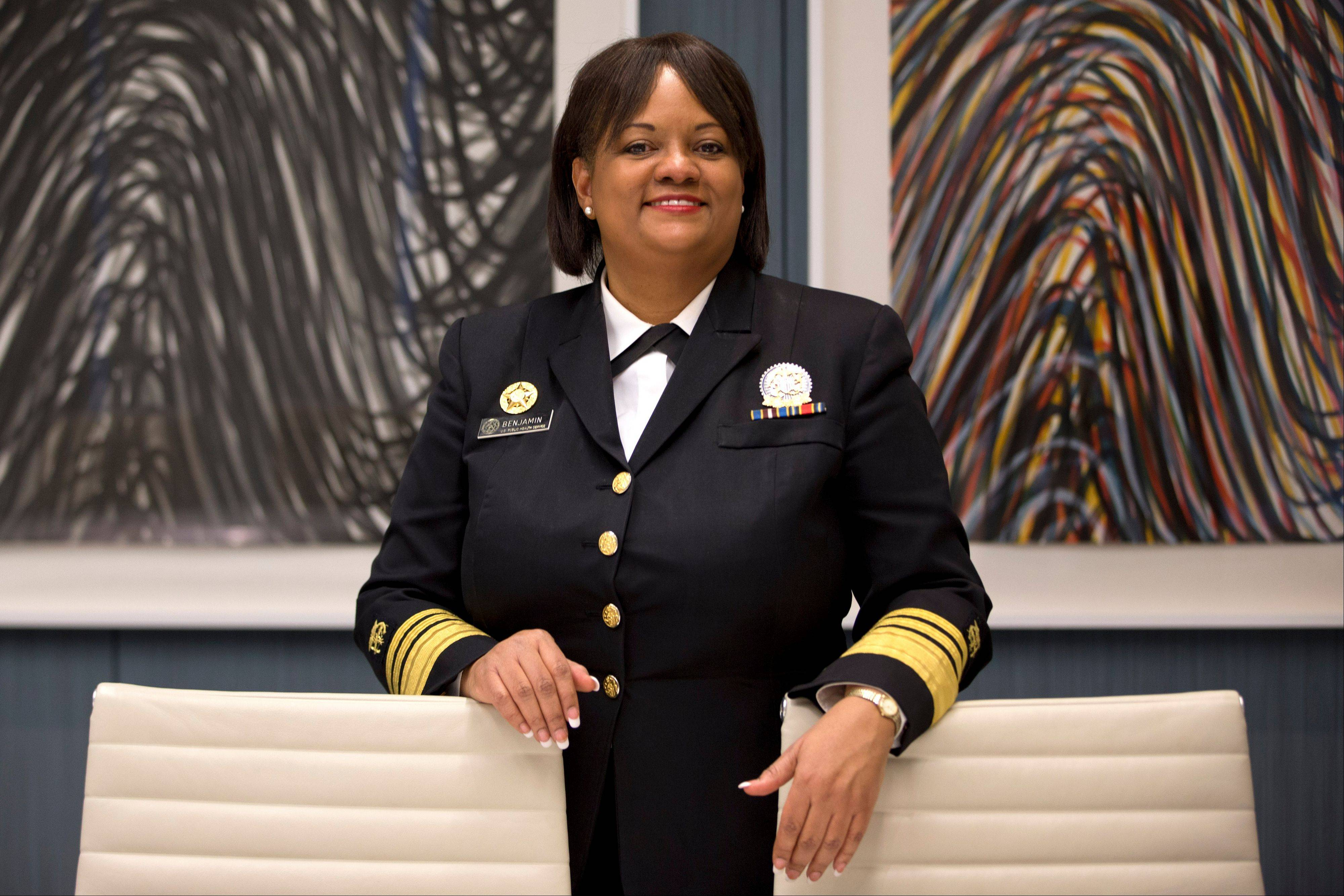 Regina Benjamin, Surgeon General of the United States has been speaking out on the need for African-American women to be more aware of the obesity epidemic.
