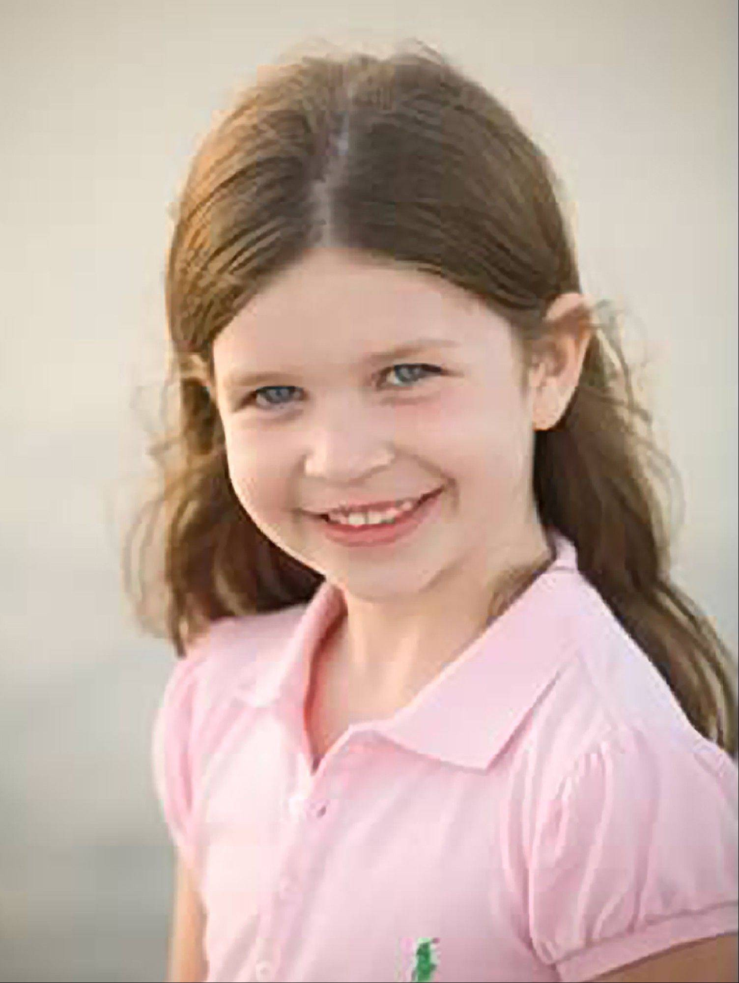 This photo provided by the family shows Jessica Rekos. Rekos, 6, was killed Friday, Dec. 14, 2012, when a gunman opened fire at Sandy Hook Elementary School, in Newtown, Conn., killing 26 children and adults at the school, before killing himself.