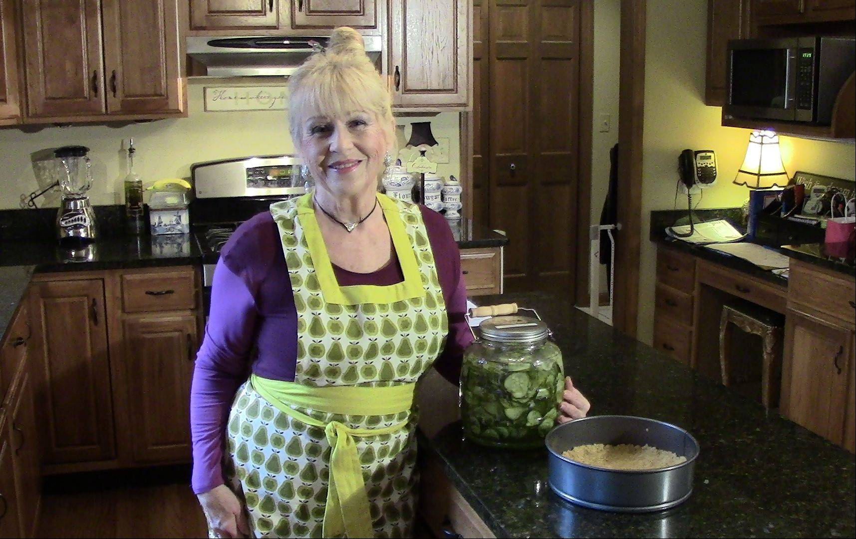 Cook of the Week: Grandmother hopes for jam session with grandchildren