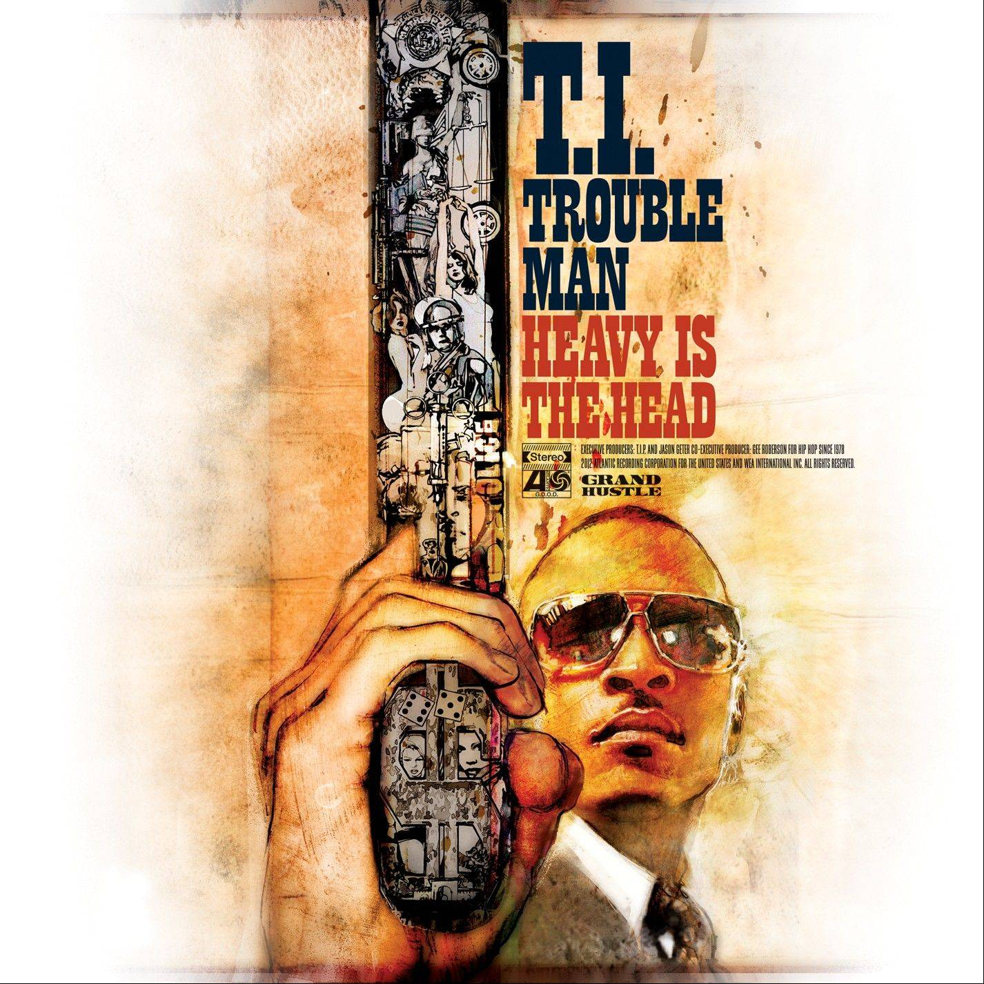 "T.I., ""Trouble Man: Heavy is the Head"""