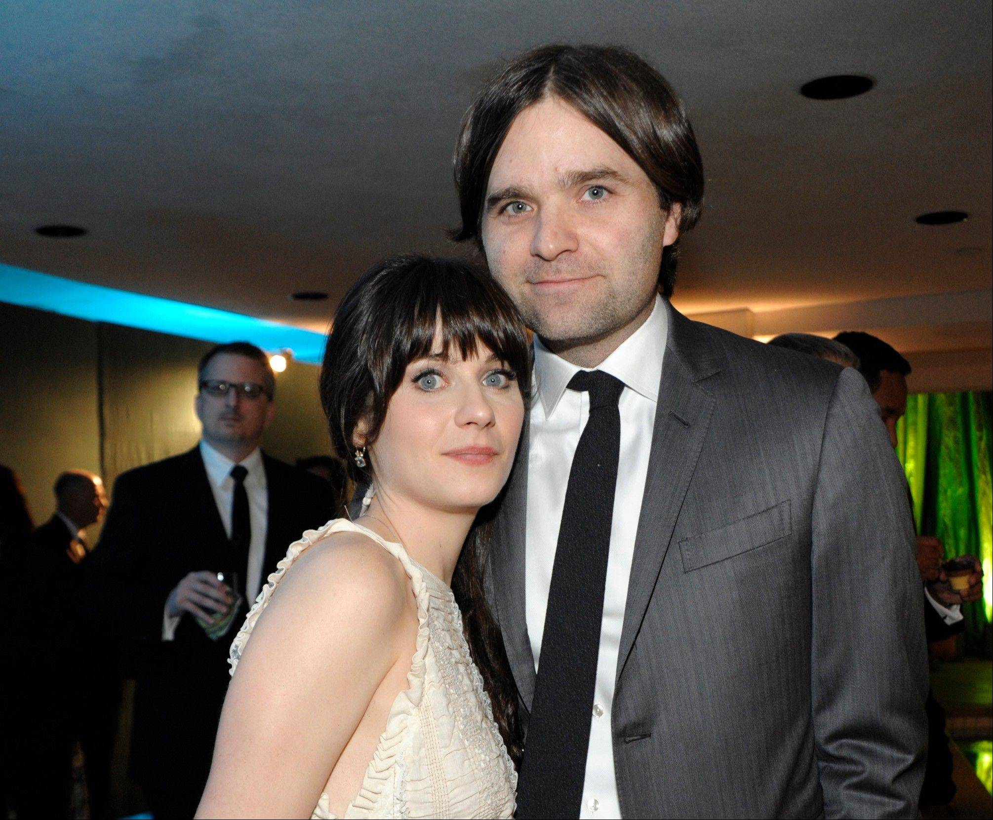 Court records show a Los Angeles judge finalized Zooey Deschanel and Ben Gibbard's divorce on Wednesday.