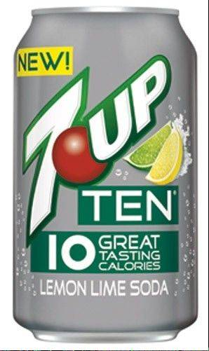 This undated product image provided by Dr. Pepper shows one of the company's new drinks slated to come out in January 2013. The U.S's No. 3 soft drink company plans to roll out 10-calorie versions of five of its biggest soda brands: 7-Up, Sunkist, Canada Dry, RC Cola and A&W Root Beer.