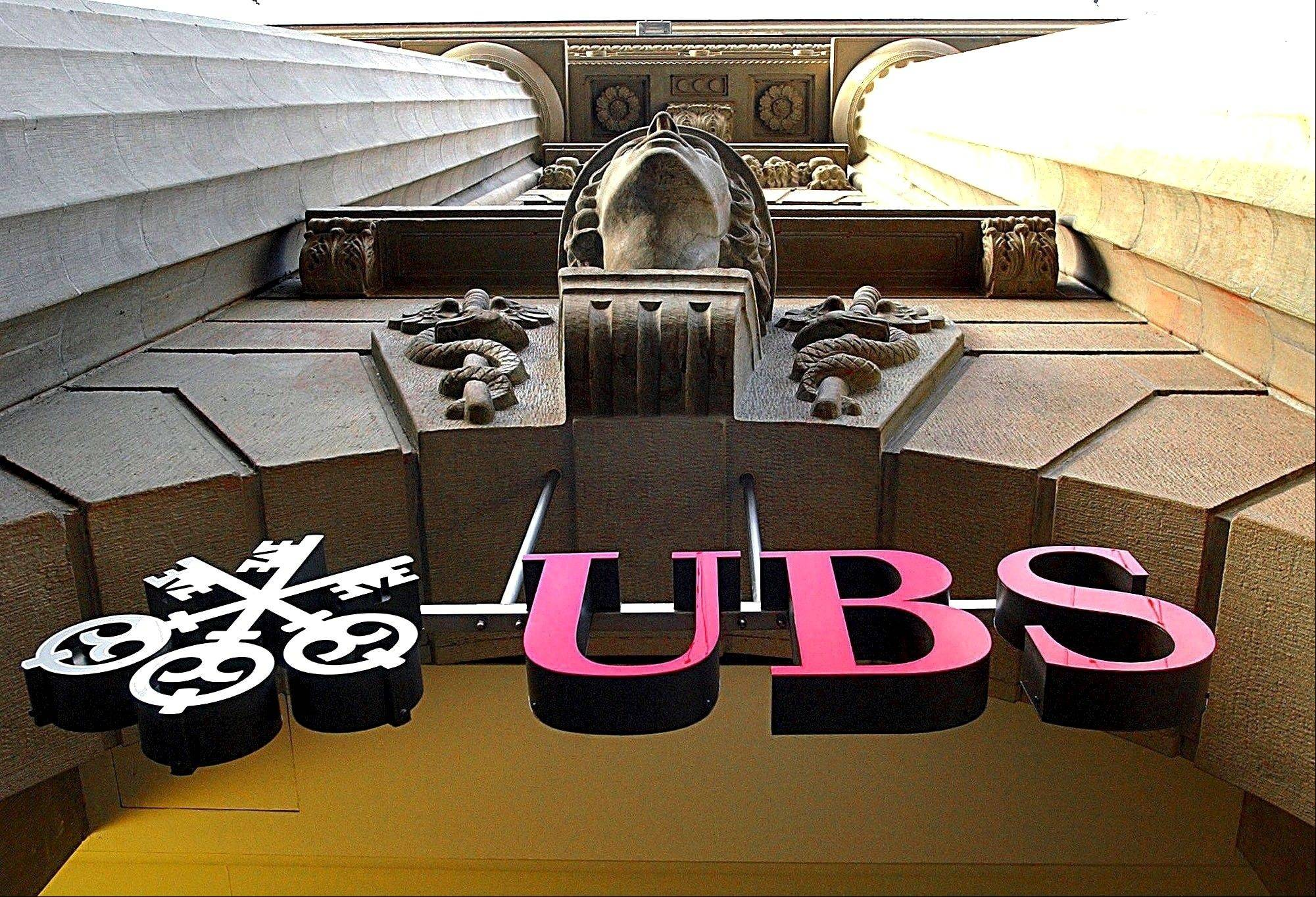 Swiss bank UBS announced Wednesday it will pay $ 1.53 billion in fines to resolve investigations that it helped manipulate the benchmark LIBOR interest rate.