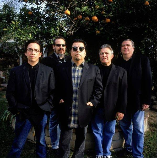 Los Lobos celebrates 40 years of Chicano rock 'n' roll.