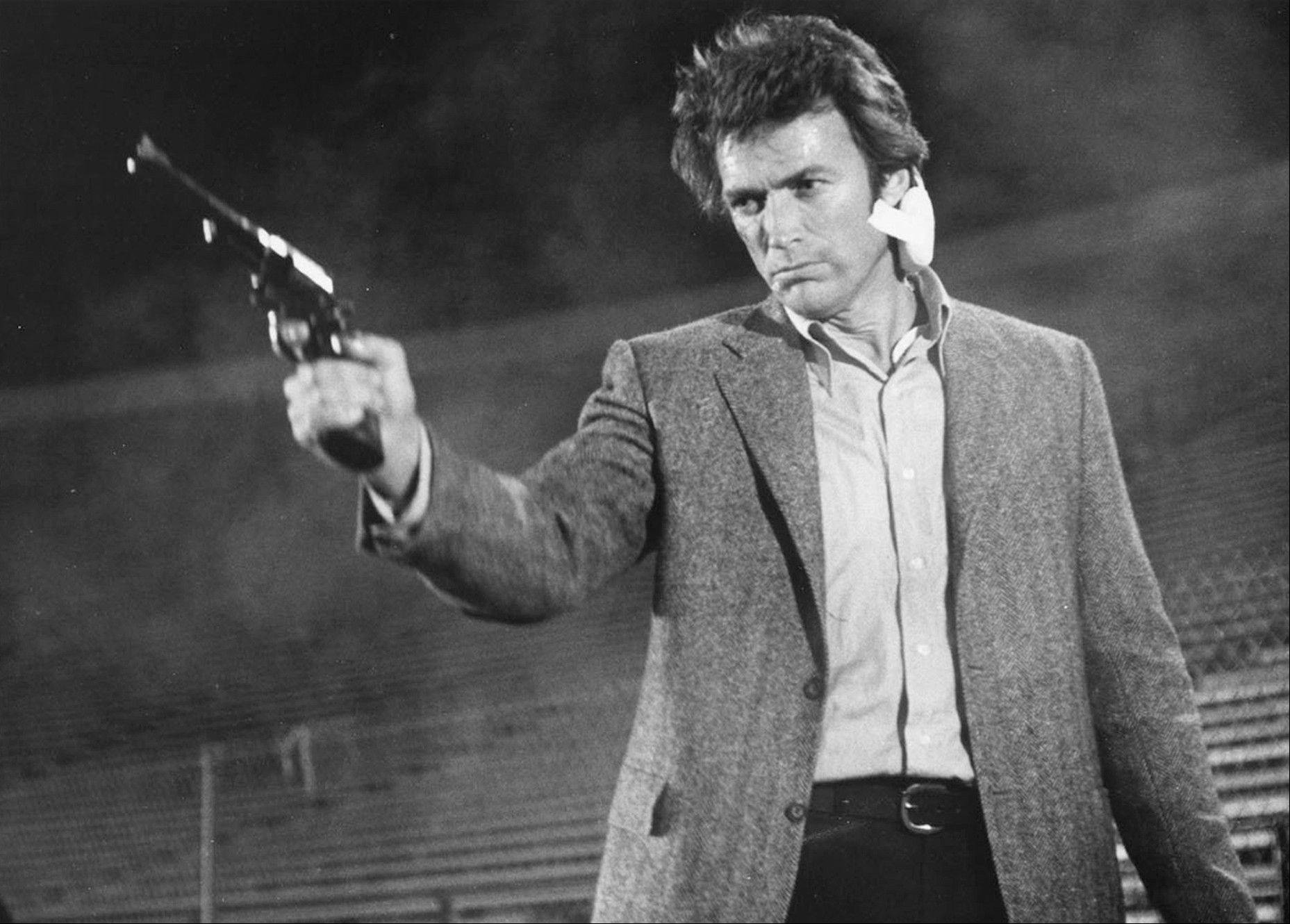 "Clint Eastwood stars in the classic movie ""Dirty Harry,"" which will be inducted into the National Film Registry Wednesday."