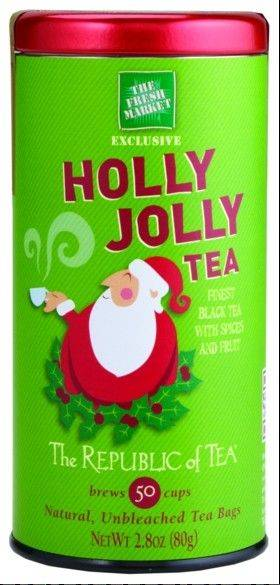 Holly Jolly Tea is available at The Fresh Market