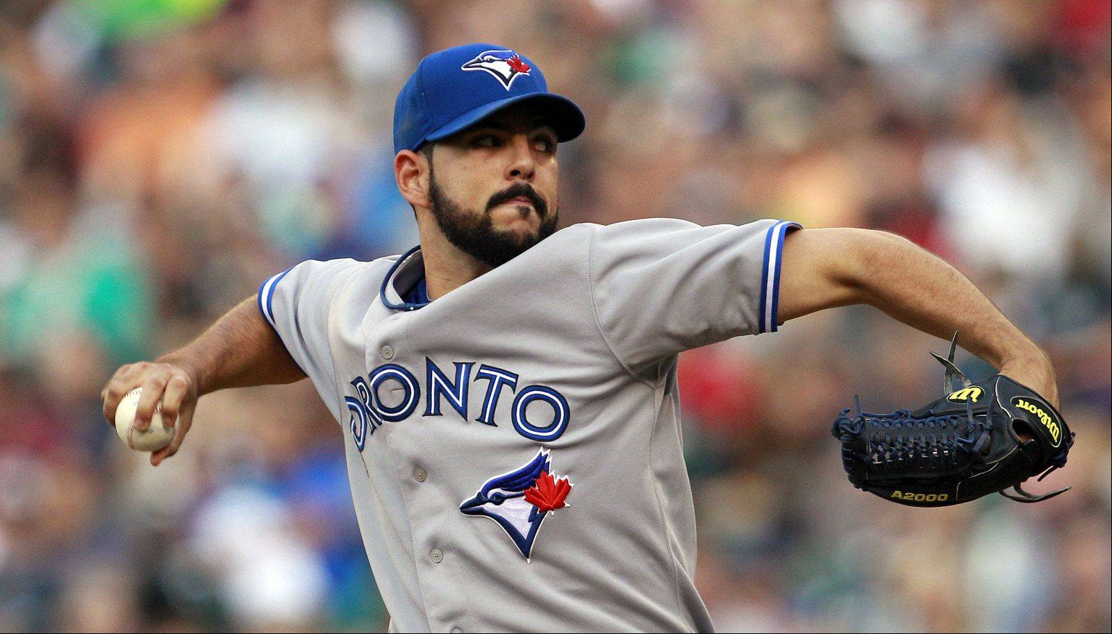 Free agent pitcher Carlos Villanueva, according to several reports, has signed a $10 million, two-year deal with the Cubs, pending a physical. Villanueva was 7-7 as a starter last season, and he also has been used in the bullpen.