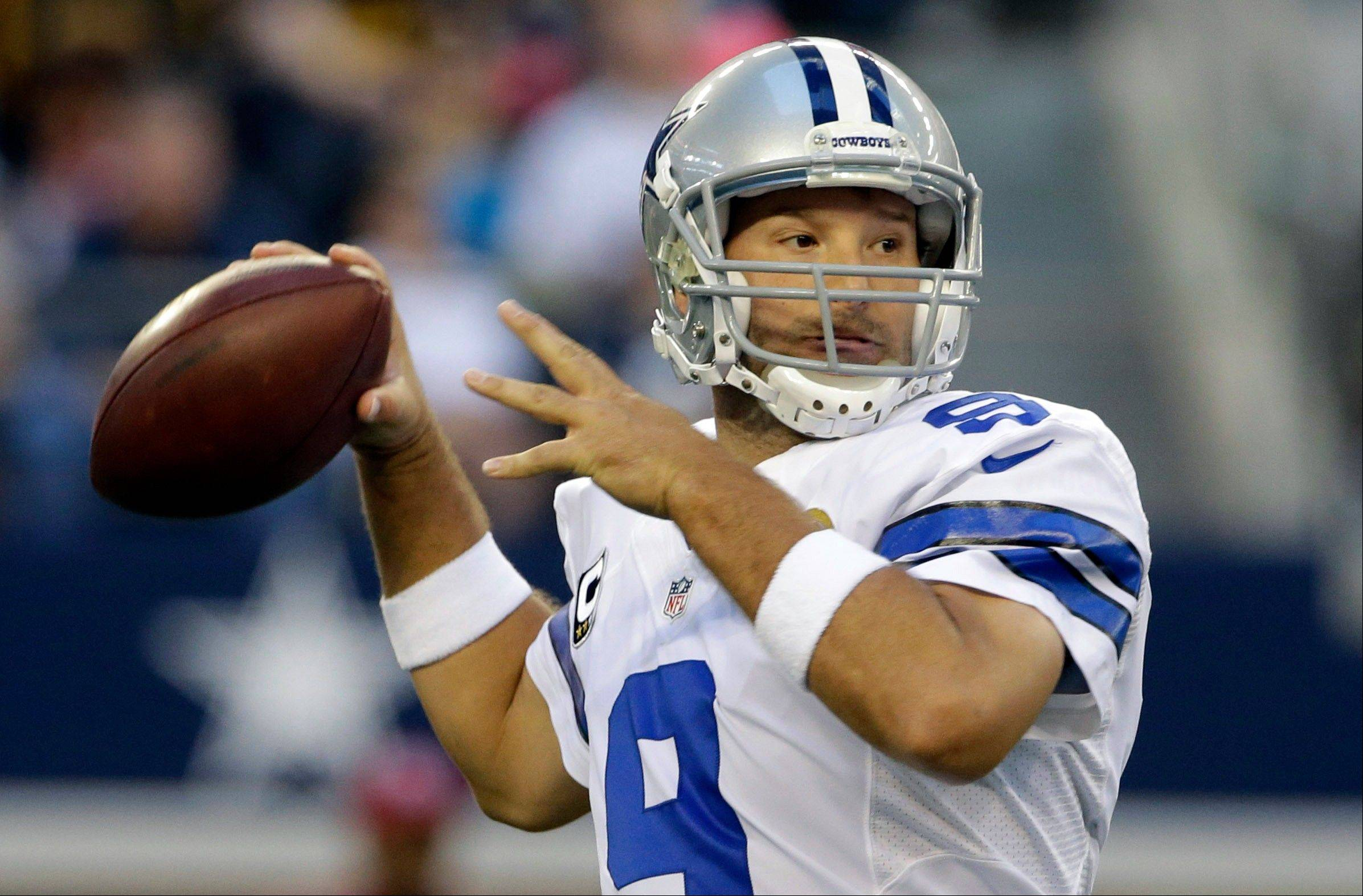 John Dietz says Tony Romo is a great play this week as the Cowboys take on the Saints.