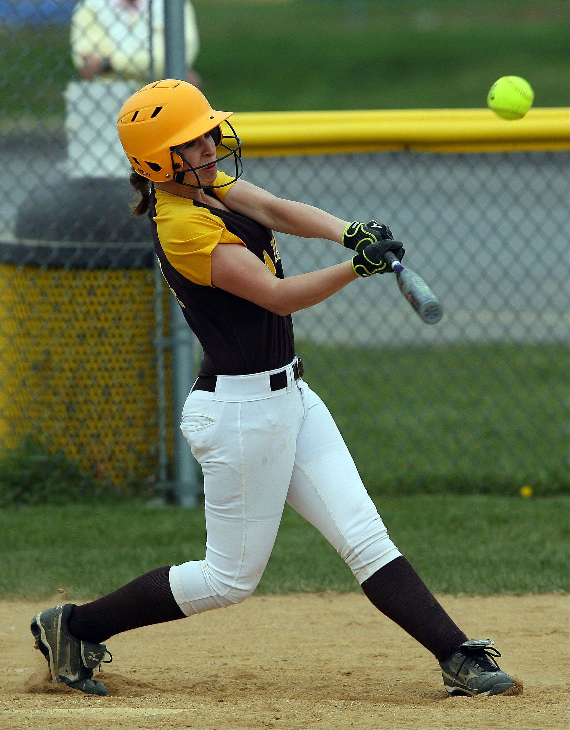 Carmel's Jenny Behan has committed to a softball future at James Madison.