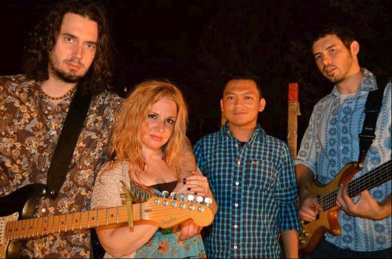 The Lauren Wolf Band won a national contest for the chance to play Chicago's House of Blues Thursday, Dec. 27.