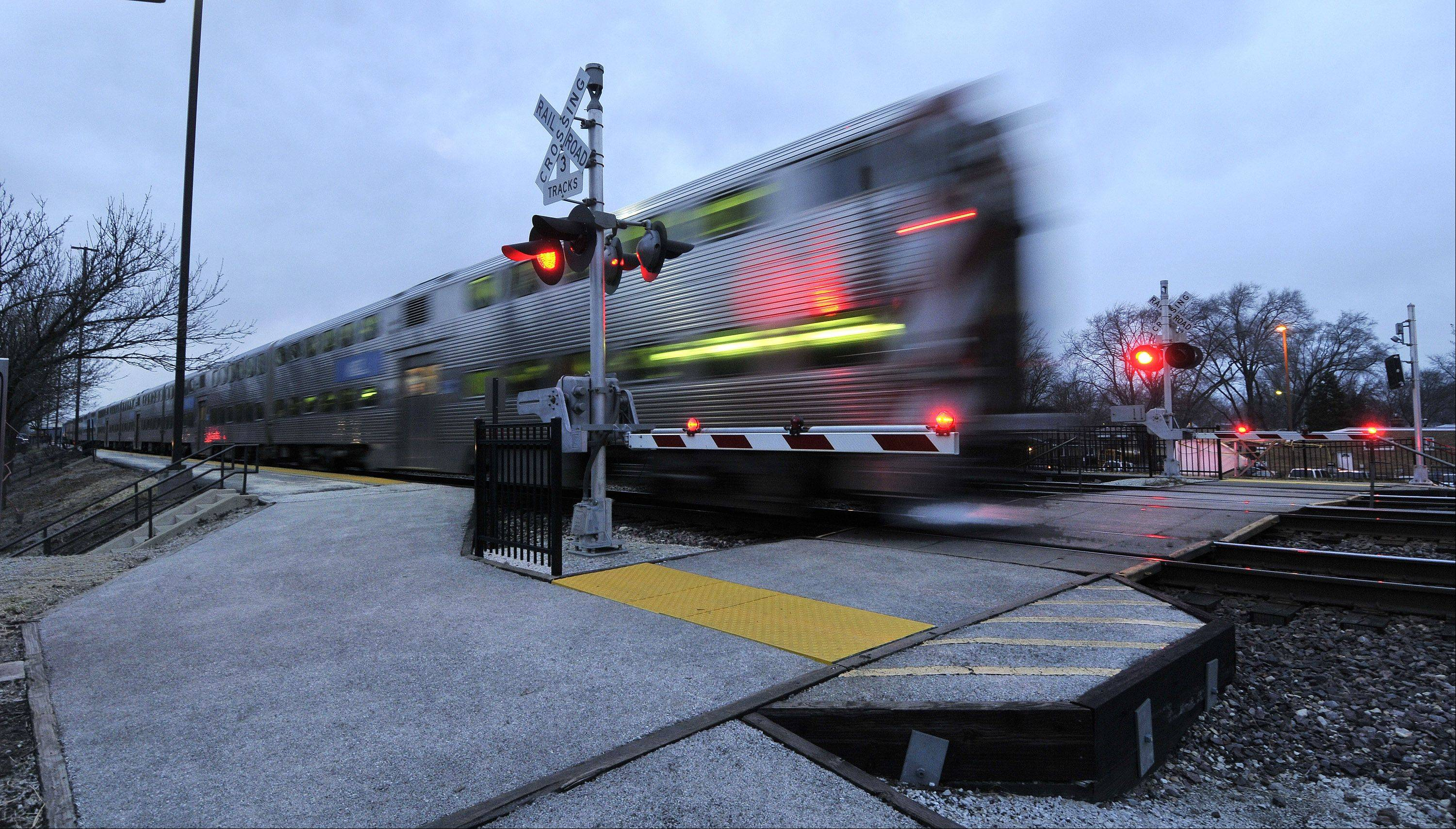 Train safety too costly for some suburbs
