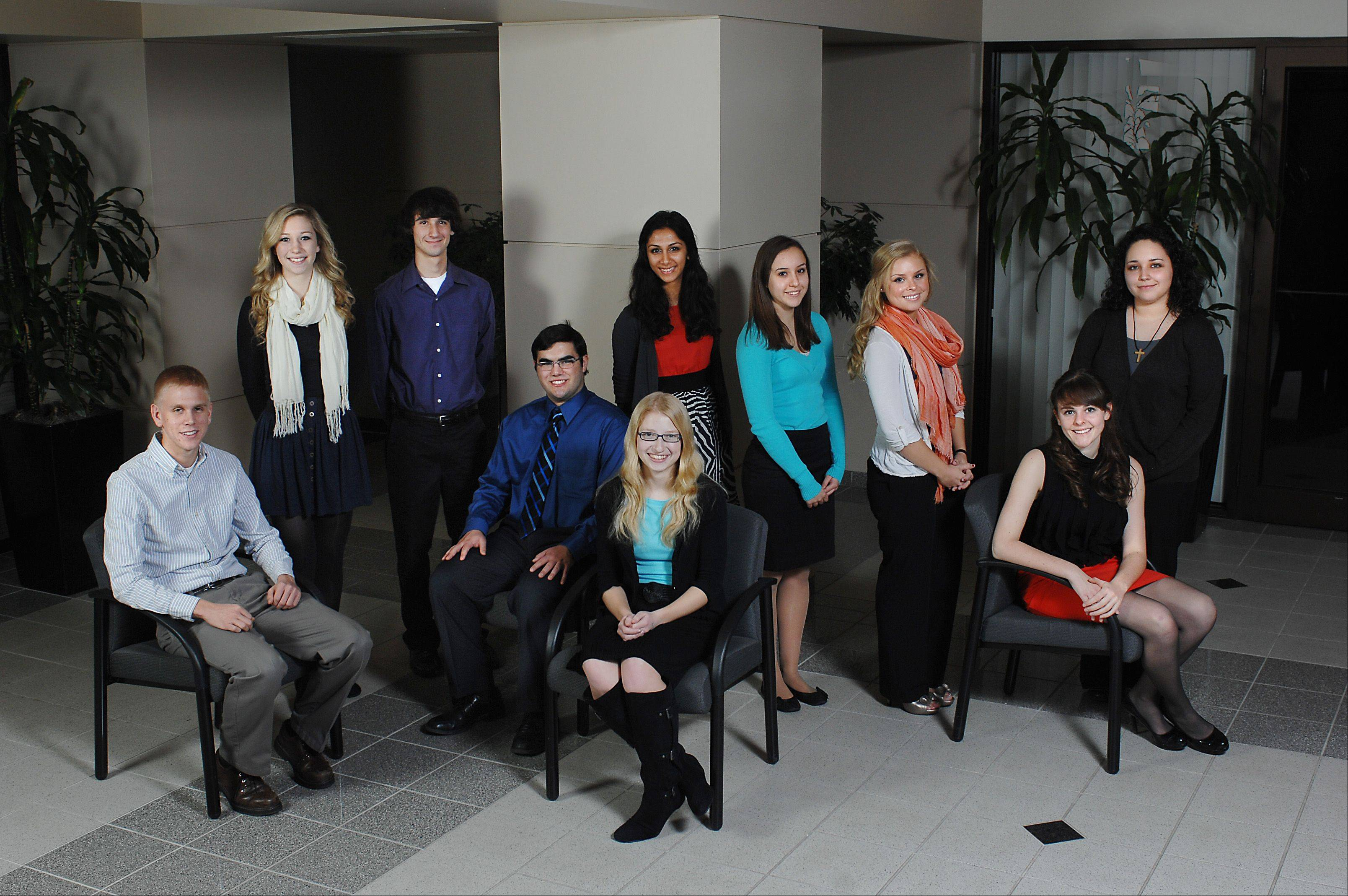 2012-2013 Fox Valley Leadership Team