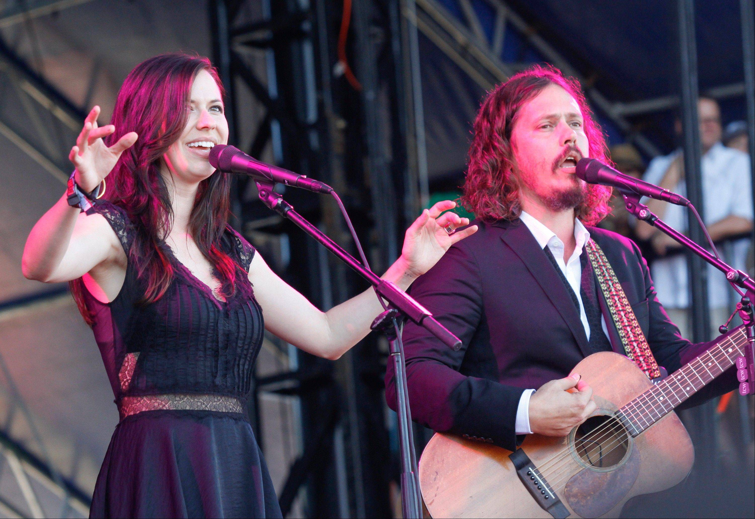 The future of John Paul White and Joy Williams of The Civil Wars continues to be uncertain. Williams said Thursday in a Twitter chat that she's been listening to new music, a sign that the Grammy-winning duo who ended their recent European tour due to 'irreconcilable differences' may release a new album in 2013.