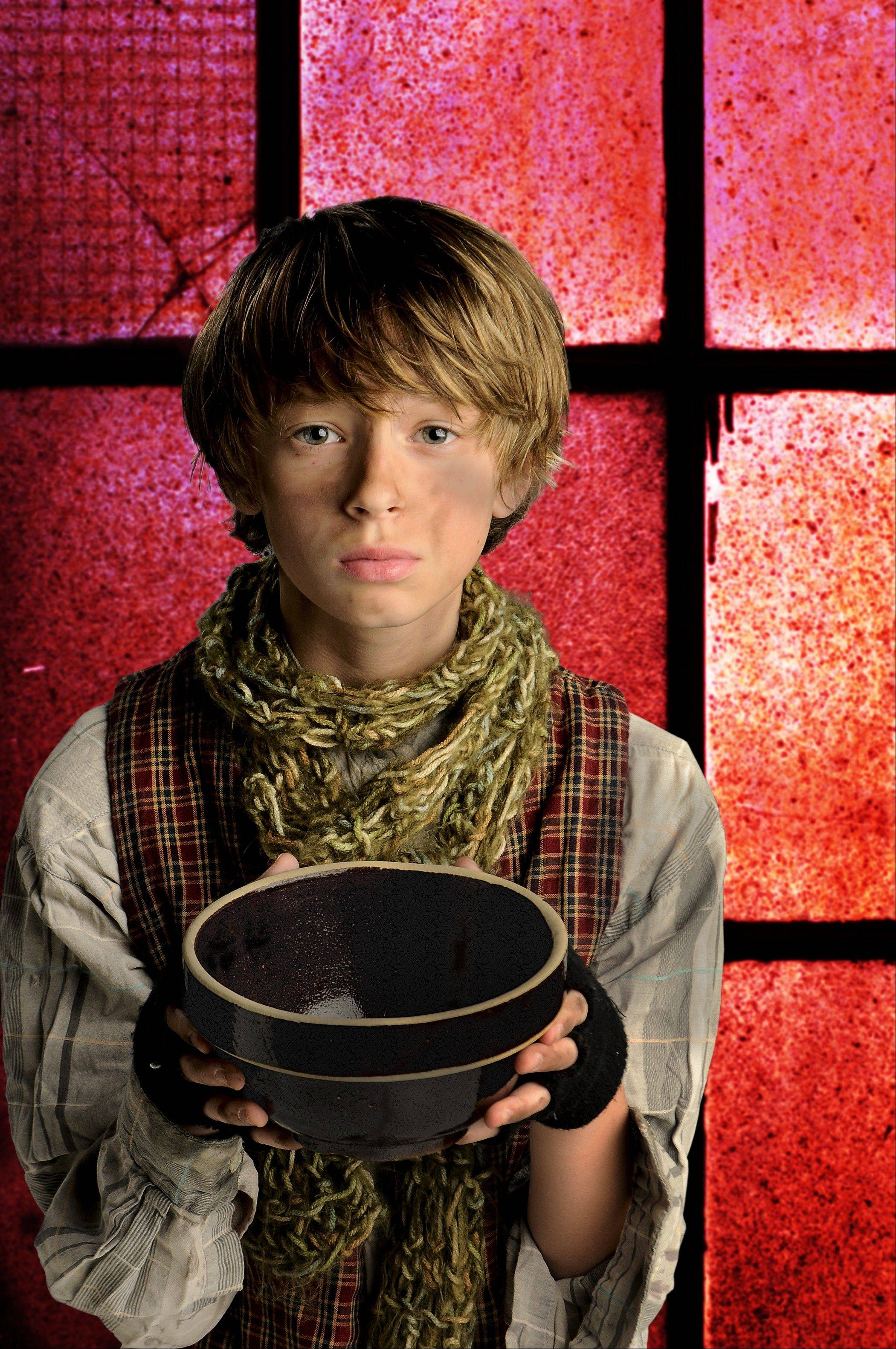 "Light Opera Works presents Lionel Bart's beloved ""Oliver!"" at Northwestern University's Cahn Auditorium in Evanston."