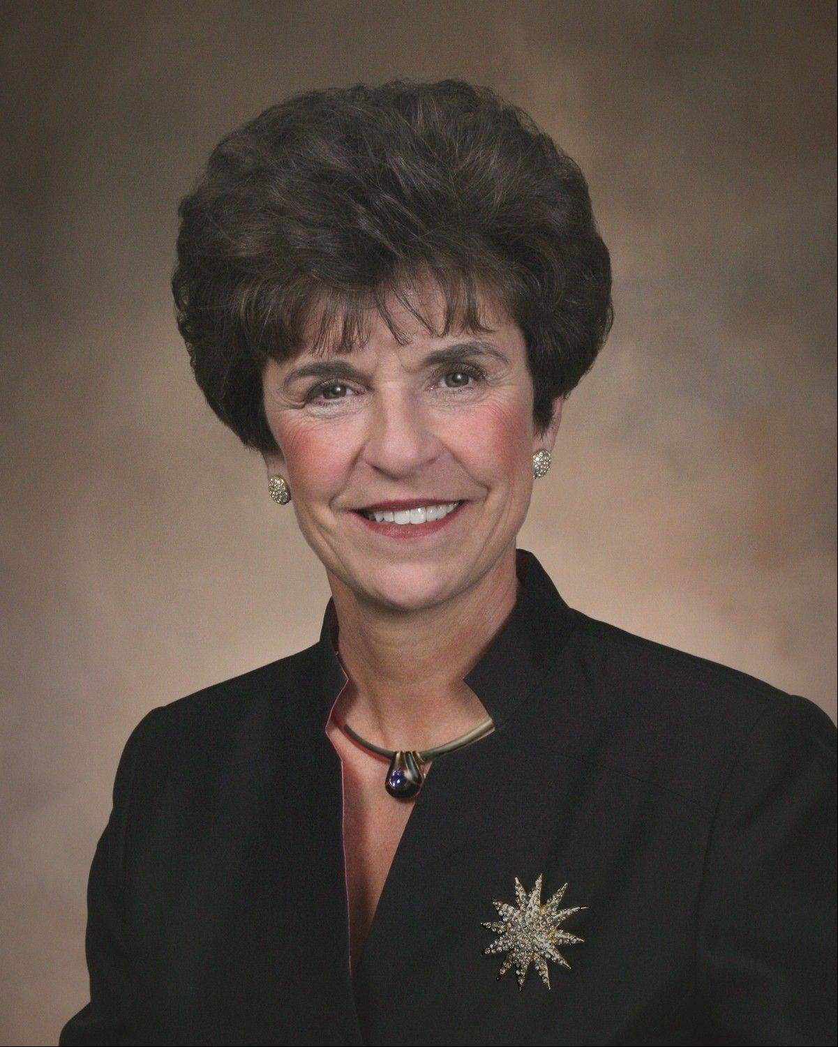 Arlington Heights Mayor Arlene Mulder