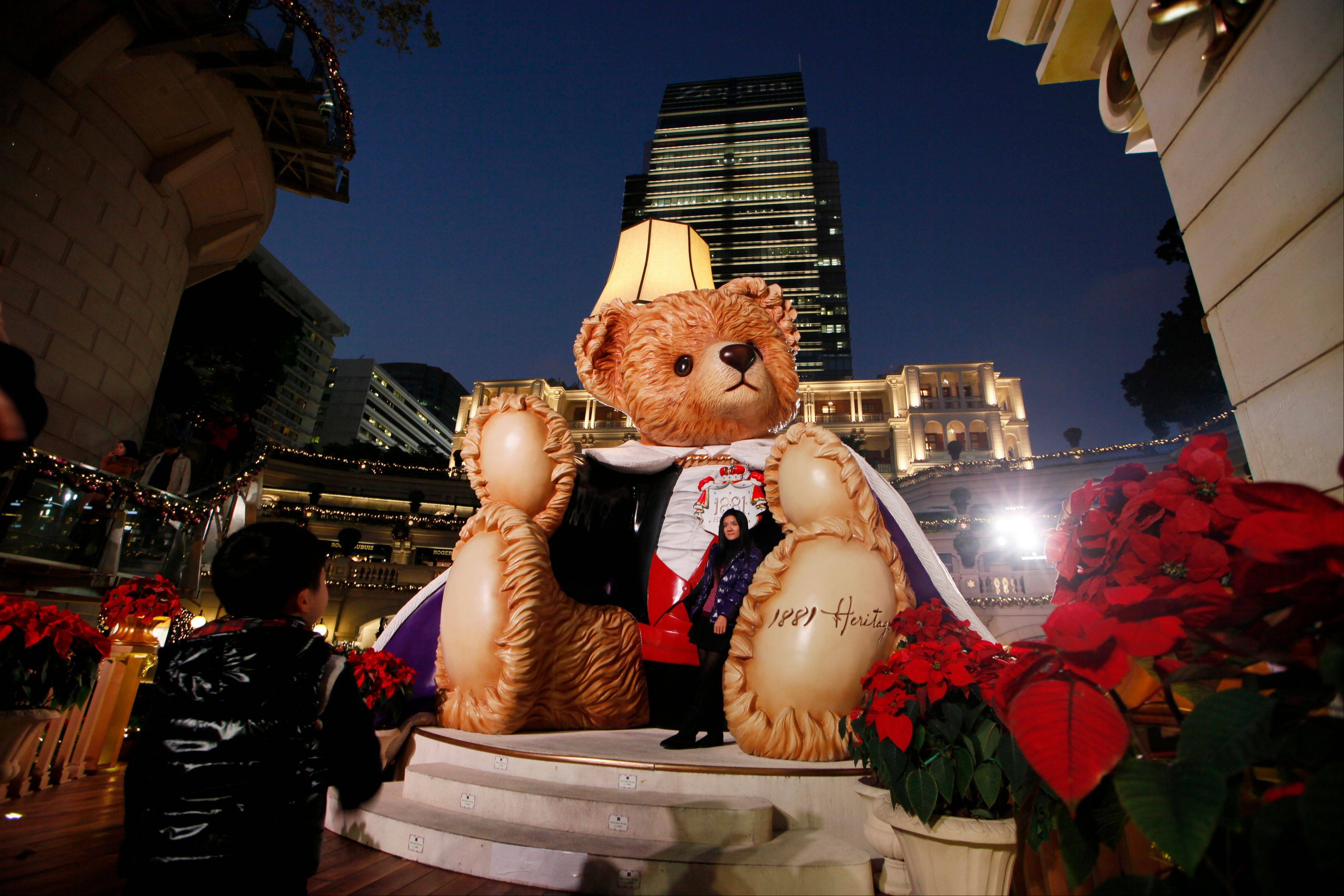 Images: Christmas Eve around the world