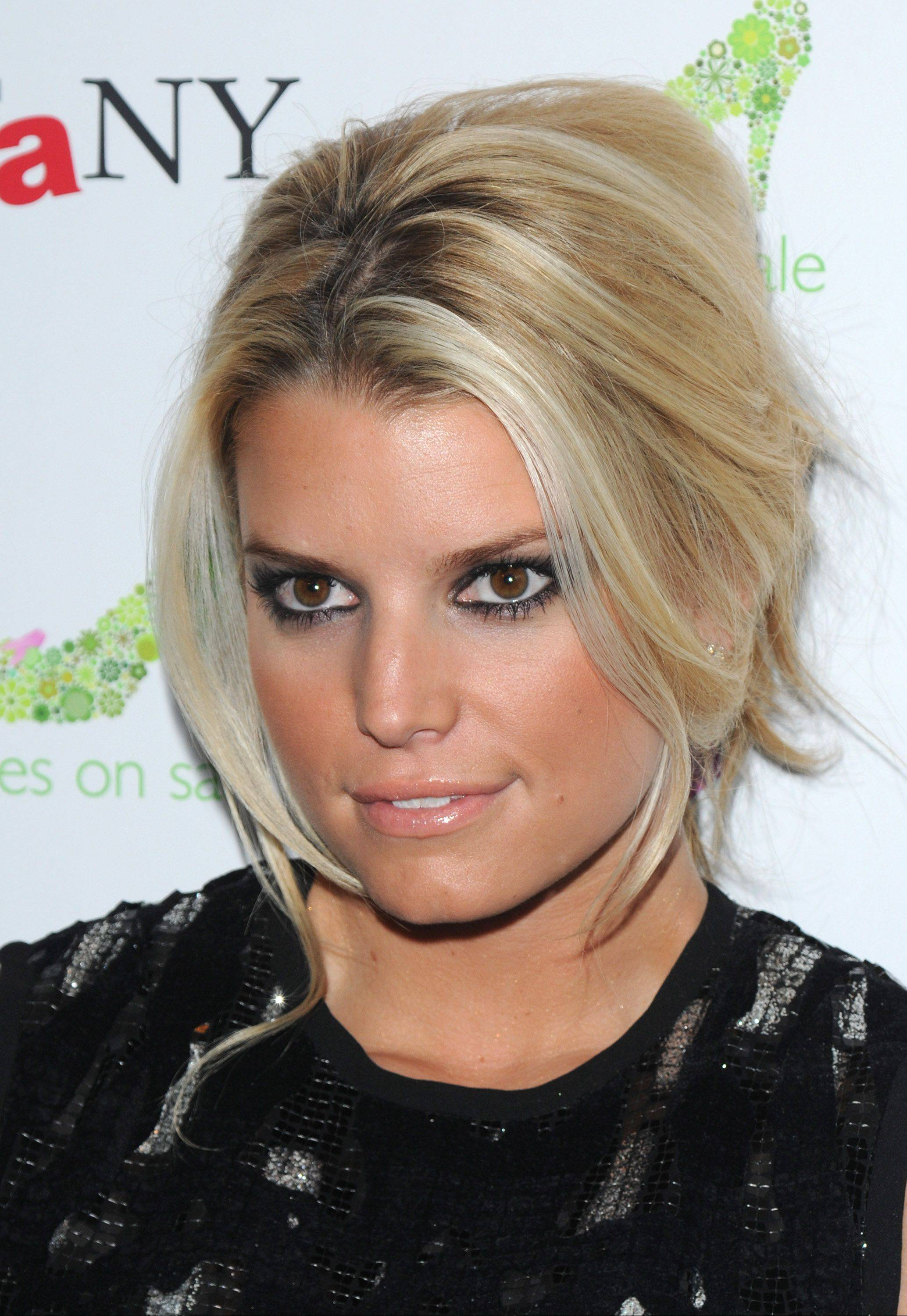 Jessica Simpson took to Twitter on Christmas Day to confirm rumors that she is pregnant again. She and fiance Eric Johnson have a daughter Maxwell who was born in May.