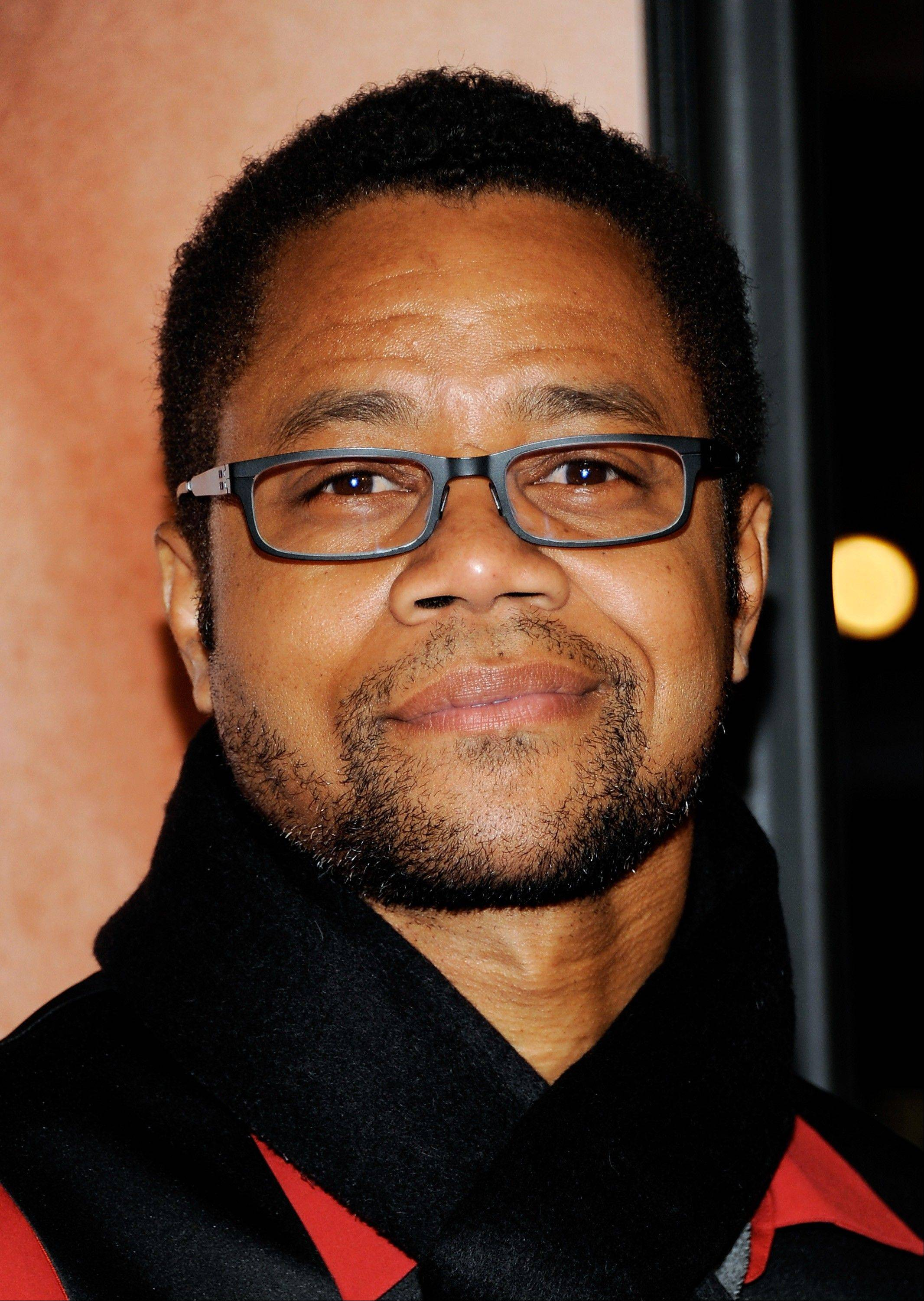 "Actor Cuba Gooding Jr., Vanessa Williams and Condola Rashad will be joining Cicely Tyson in the play, ""The Trip to Bountiful."" Opening night is set for April 23, 2013."