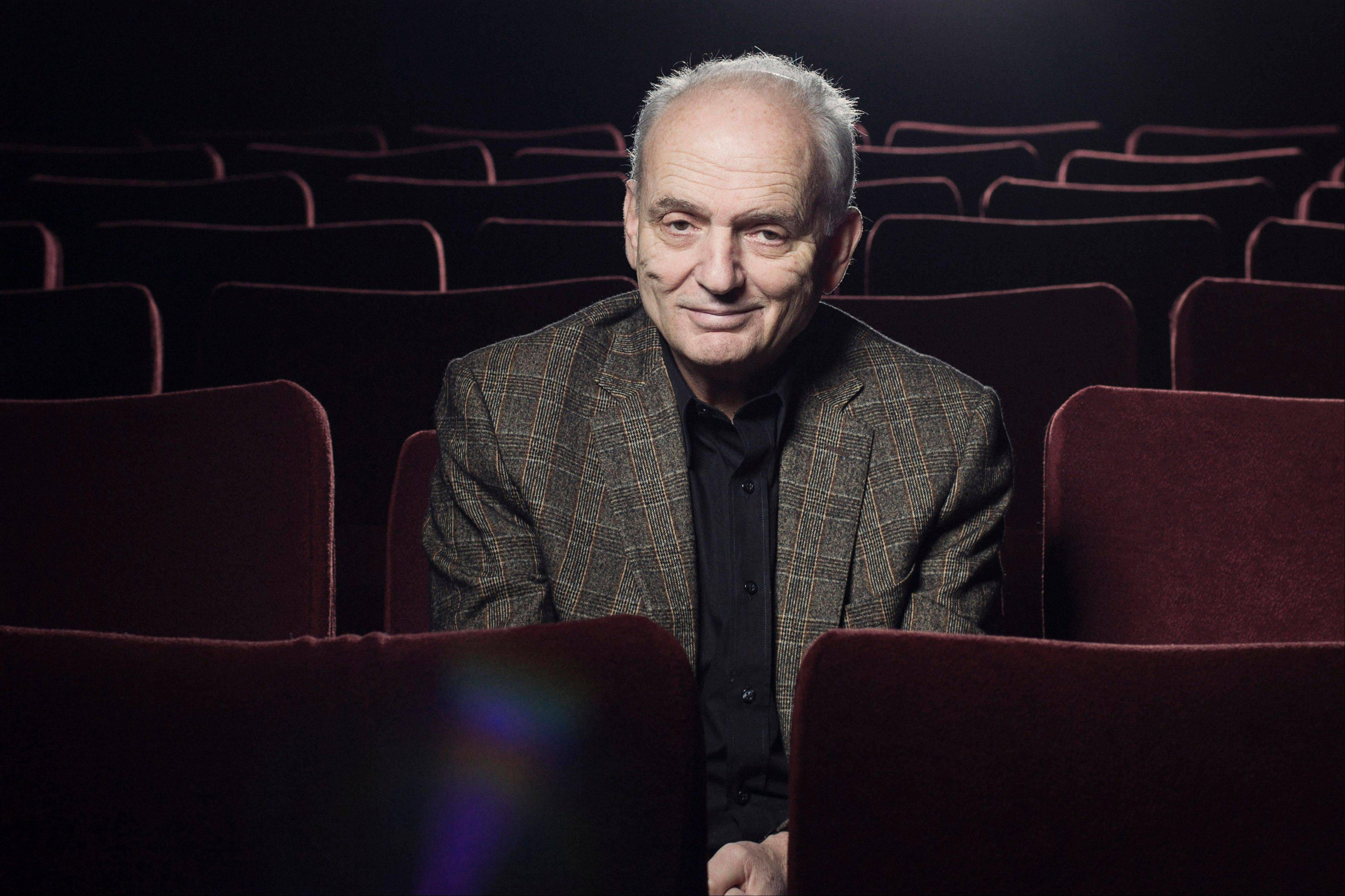 "This Dec. 4, 2012 photo shows director and producer David Chase in New York. Chase makes his directorial debut in the film, ""Not Fade Away."""