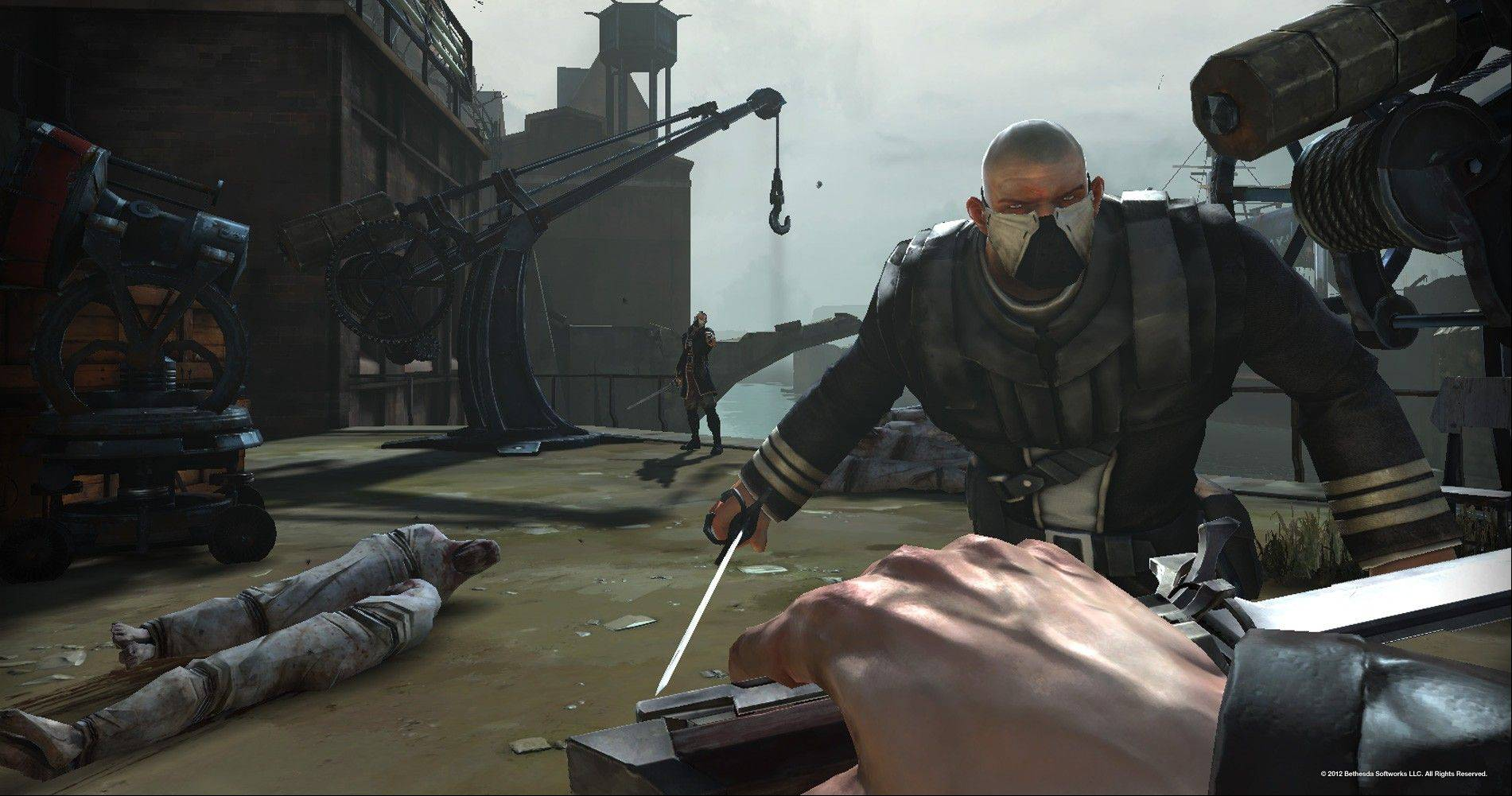 "The revenge drama in ""Dishonored"" combined a witty plot, crisp gameplay and an uncommonly distinctive milieu, making it one of the best video games of 2012."