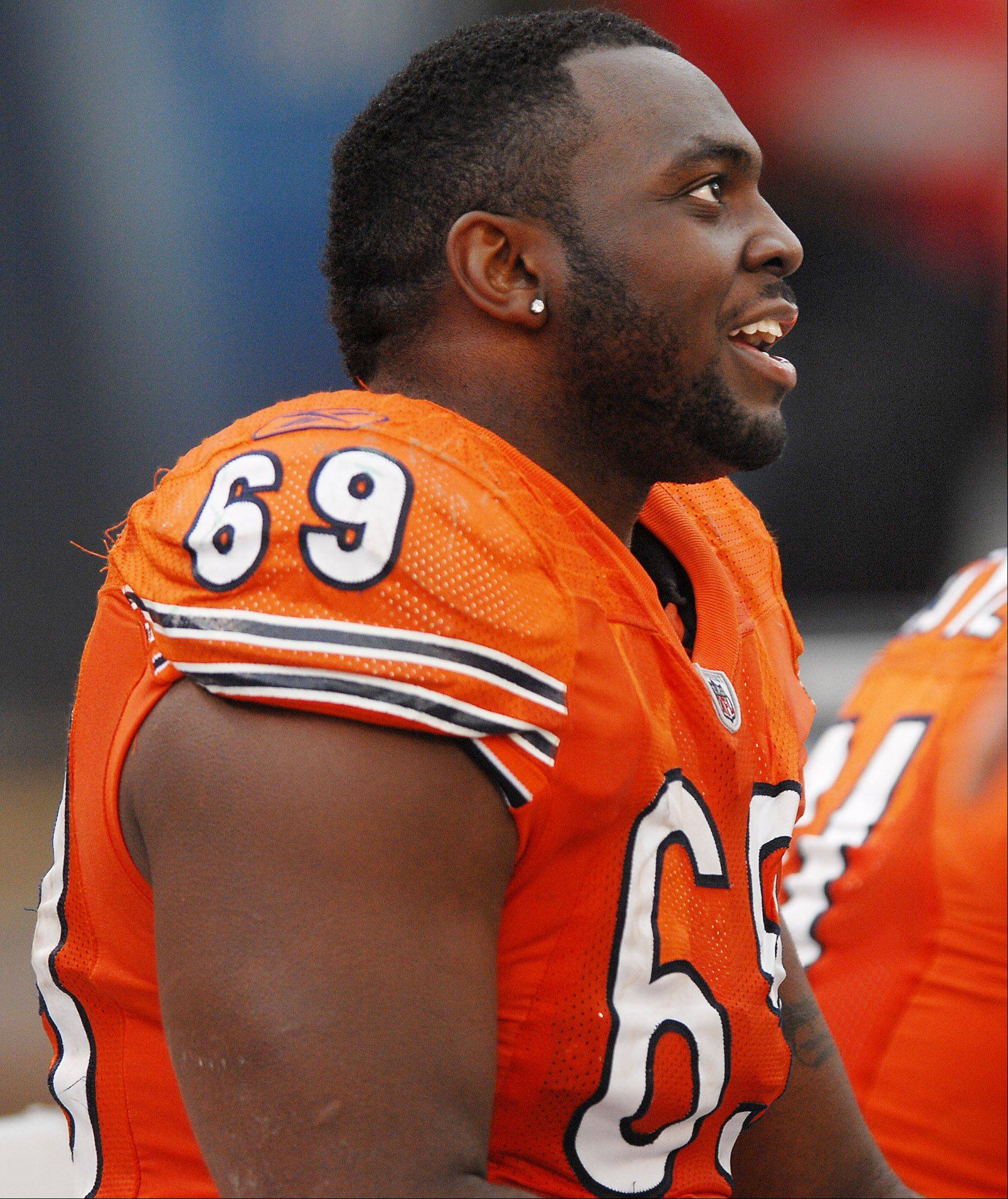 Bears defensive tackle Henry Melton made the Pro Bowl Wednesday for the first time.