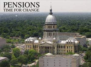 State legislators in Springfield have an intriguing option to address the pension crisis in their hands now. We hope they can get to work and tackle the problem in the lame-duck session coming up starting Jan. 3.