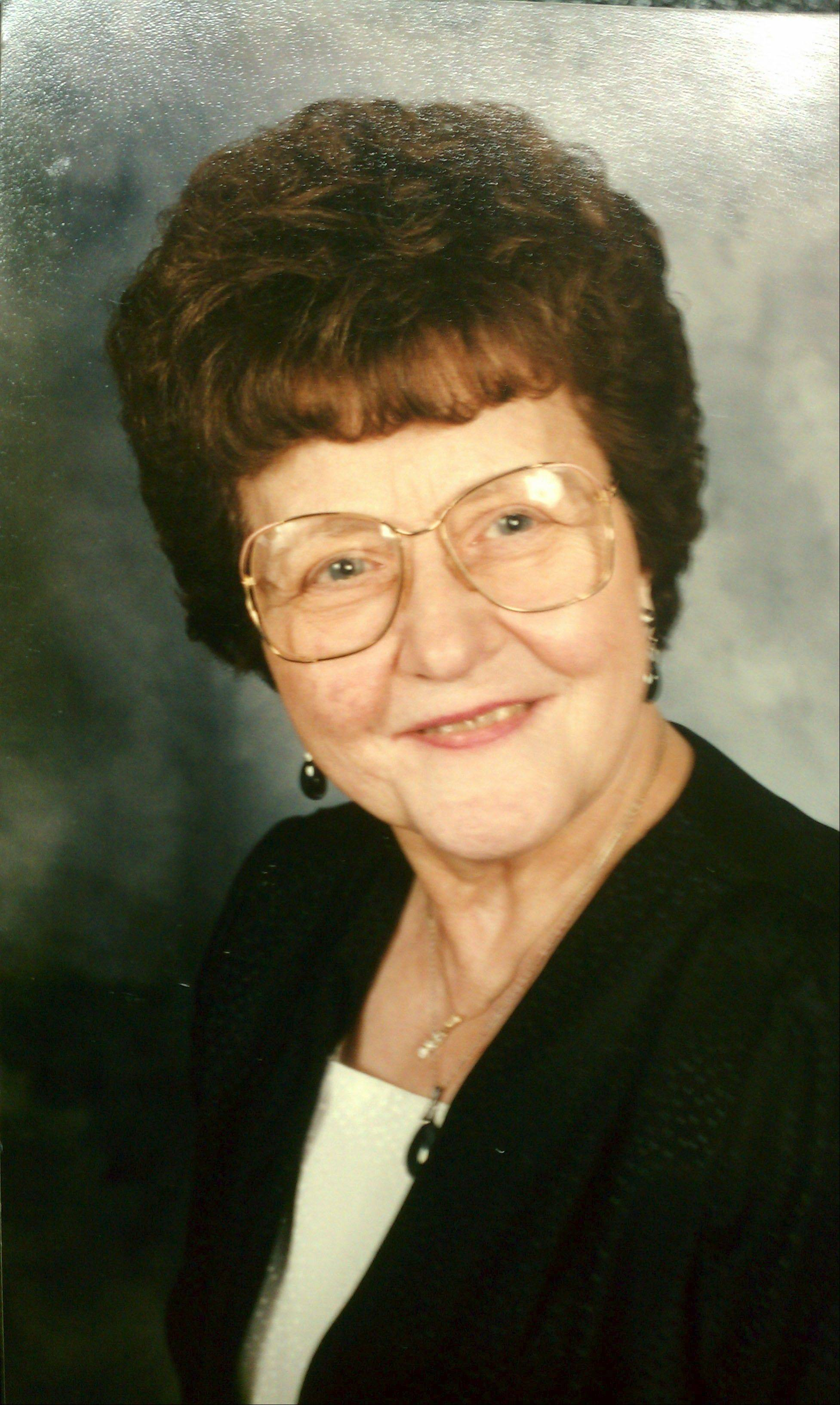 Virginia Weidner Raupp