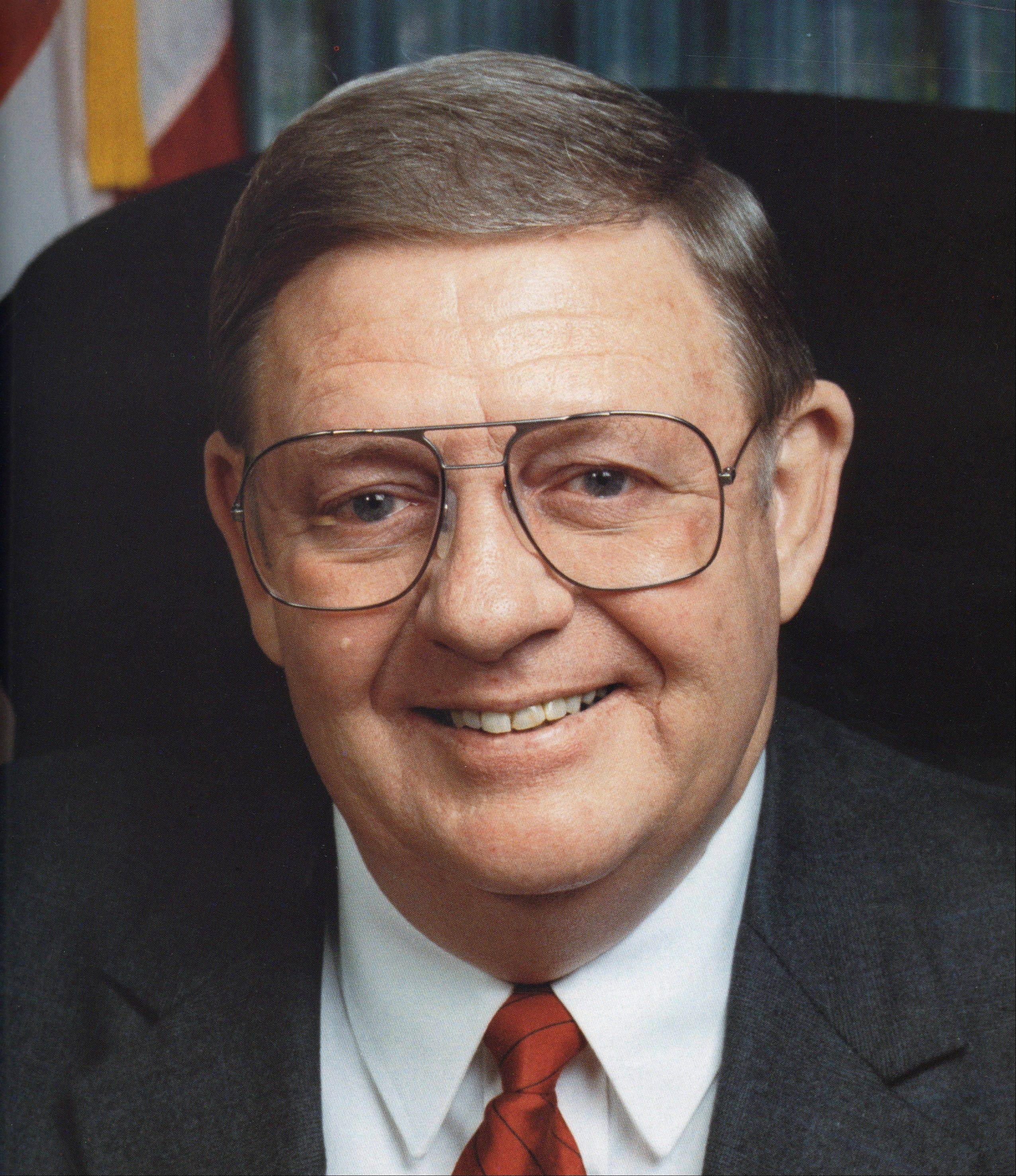 Thomas Shirley, 1930-2012. 25-year principal of Wheeling High School
