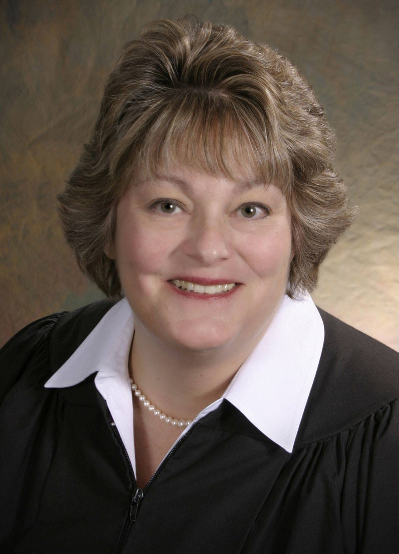 New Kane County Chief Judge Judith M. Brawka