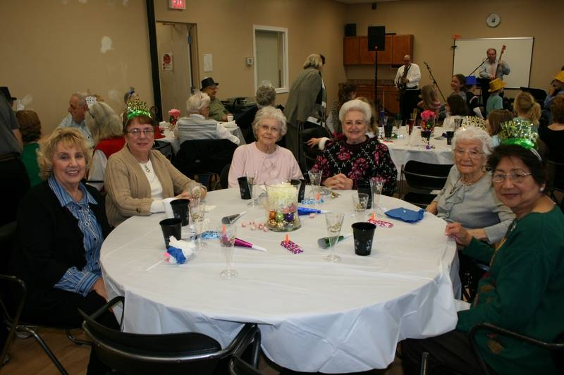 Wauconda Senior New Year's Eve Party