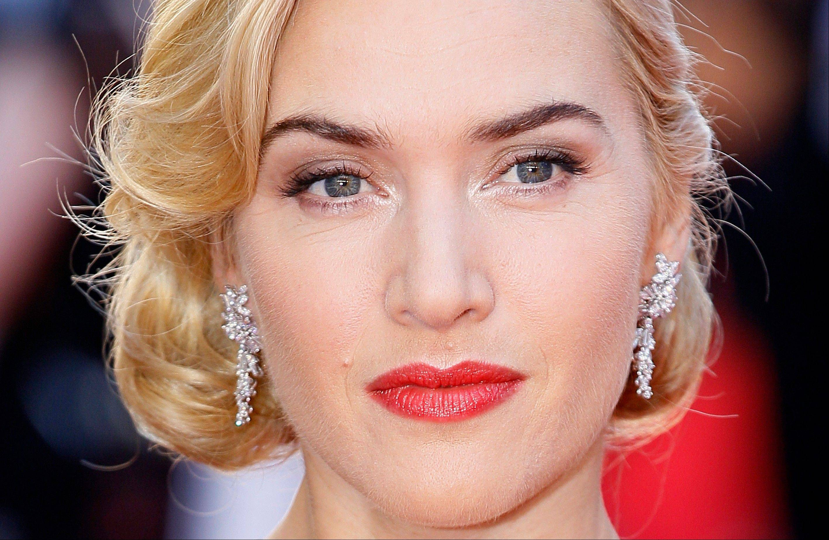 British actress Kate Winslet has married Ned Rocknroll in New York.