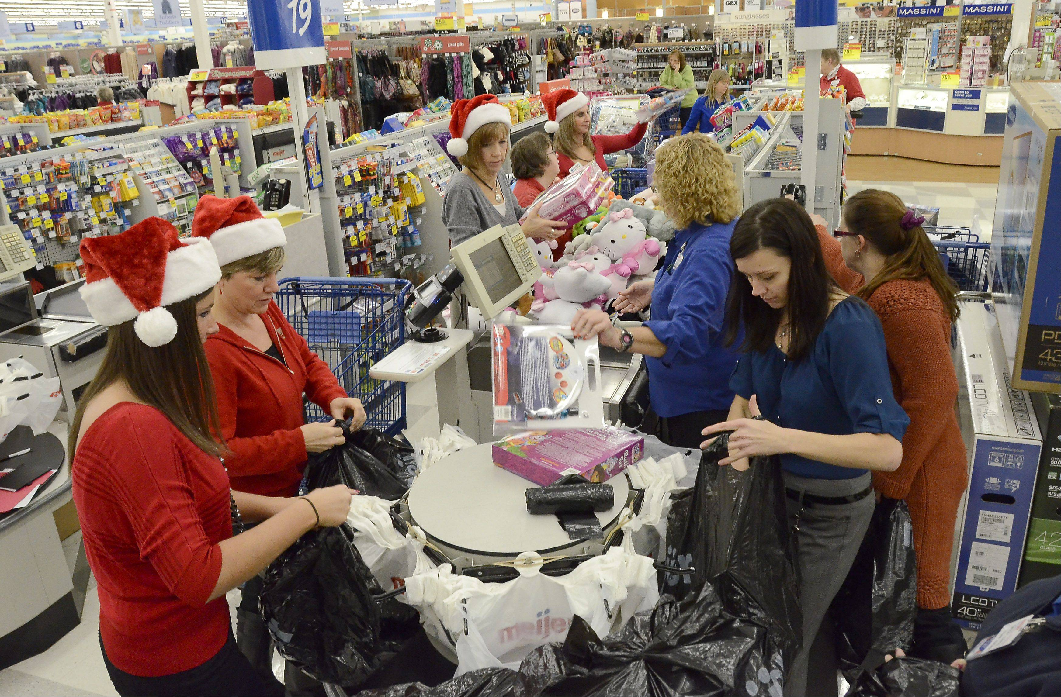 Daily Herald's holiday toy drive amazes benefactor