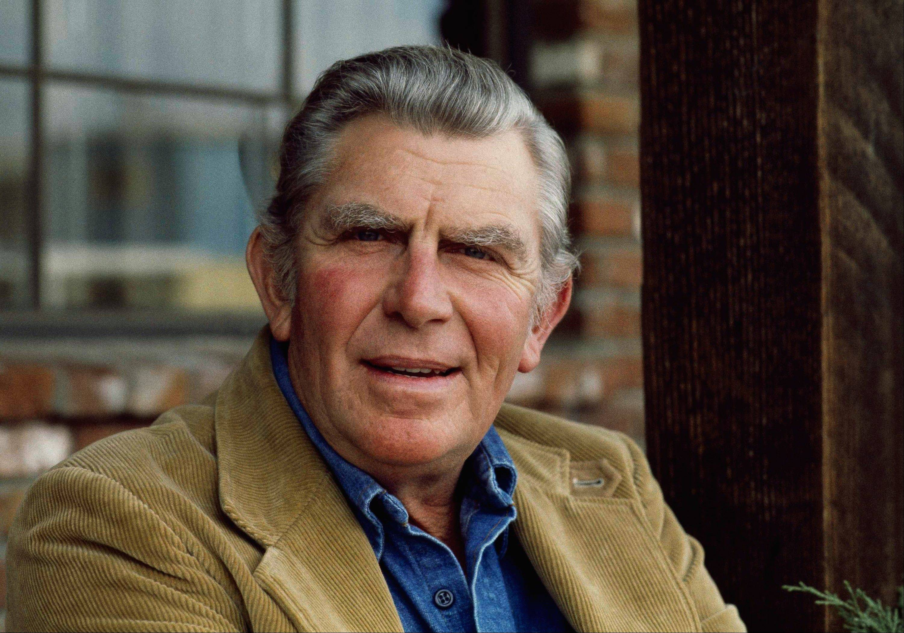 Actor Andy Griffith, whose homespun mix of humor and wisdom made �The Andy Griffith Show� an enduring TV favorite, died July 3 in Manteo, N.C. He was 86.