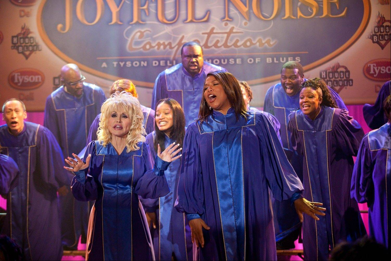 "Dann Gire's pick for worst movie of the year: ""Joyful Noise"" starring Dolly Parton and Queen Latifah."