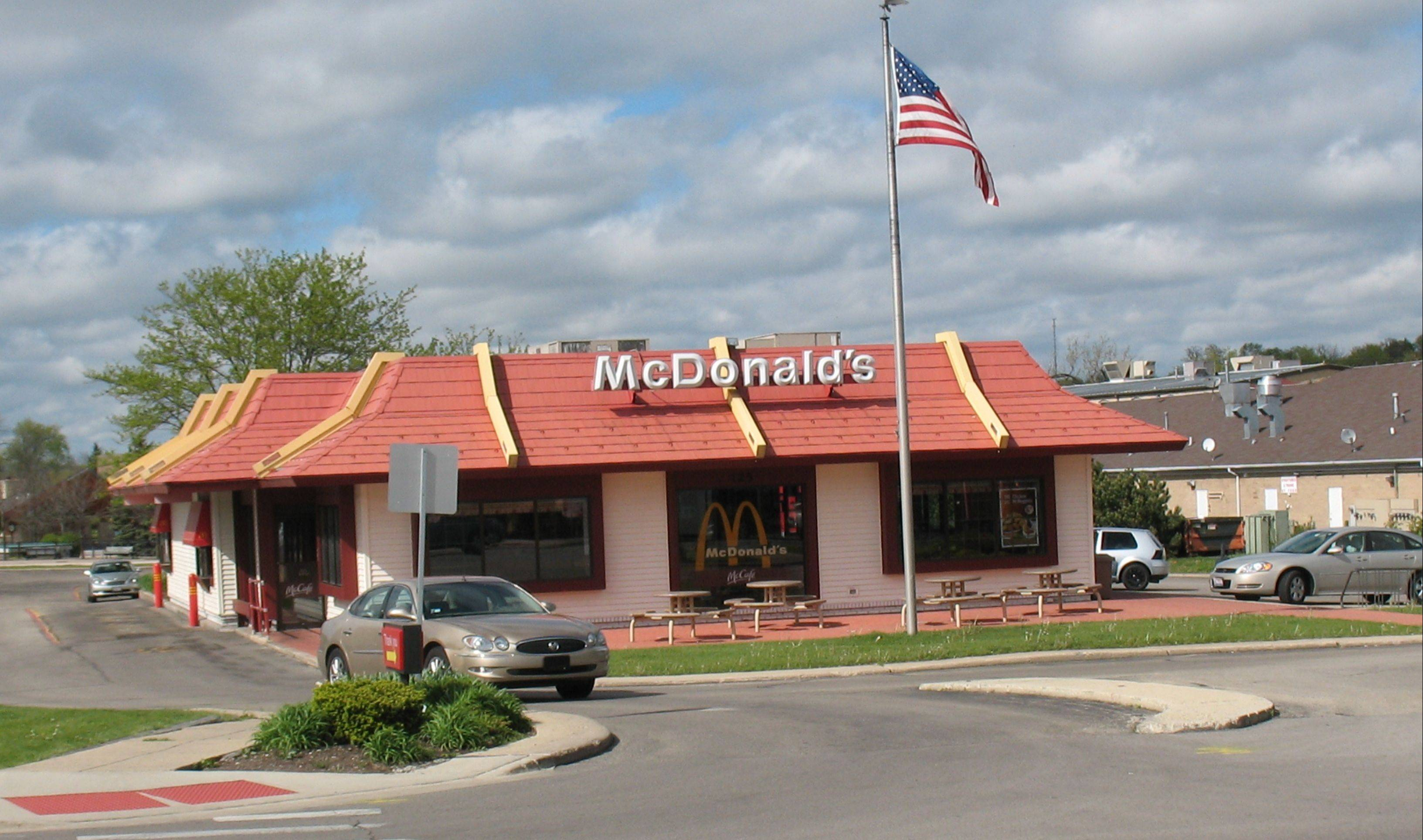 The Batavia City Council Monday granted permission for a double-lane drive-up once the current McDonald's at 125 W. Wilson St. is replaced.