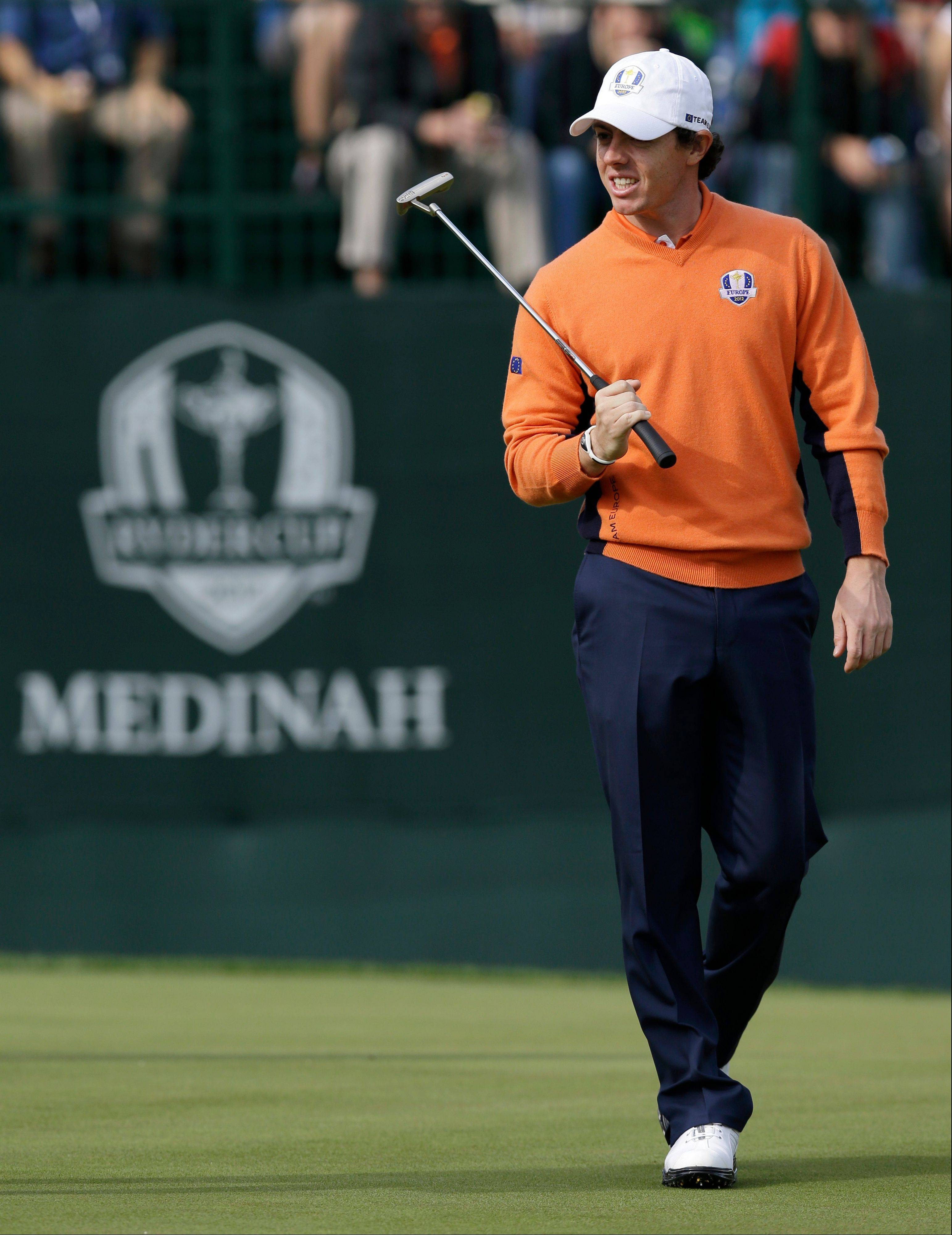 The European team, led by Rory McIlroy, stormed back in September to win the Ryder Cup at Medinah Country Club. The tournament put Medinah and DuPage County in the world spotlight and both came through with flying colors.