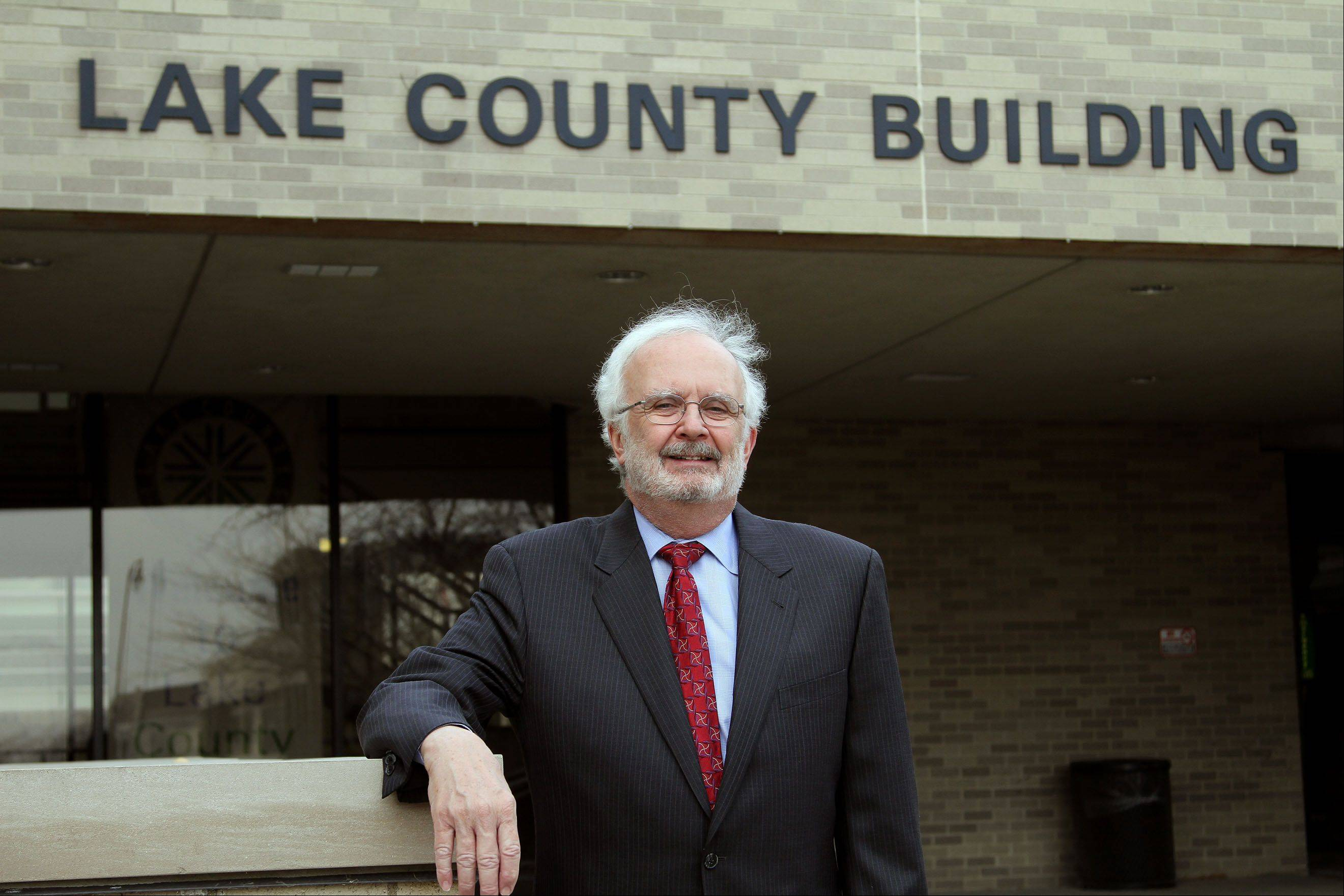 Michael Waller has spent 22 years as the Lake County State's Attorney. Waller is leaving the office in early December of this year.