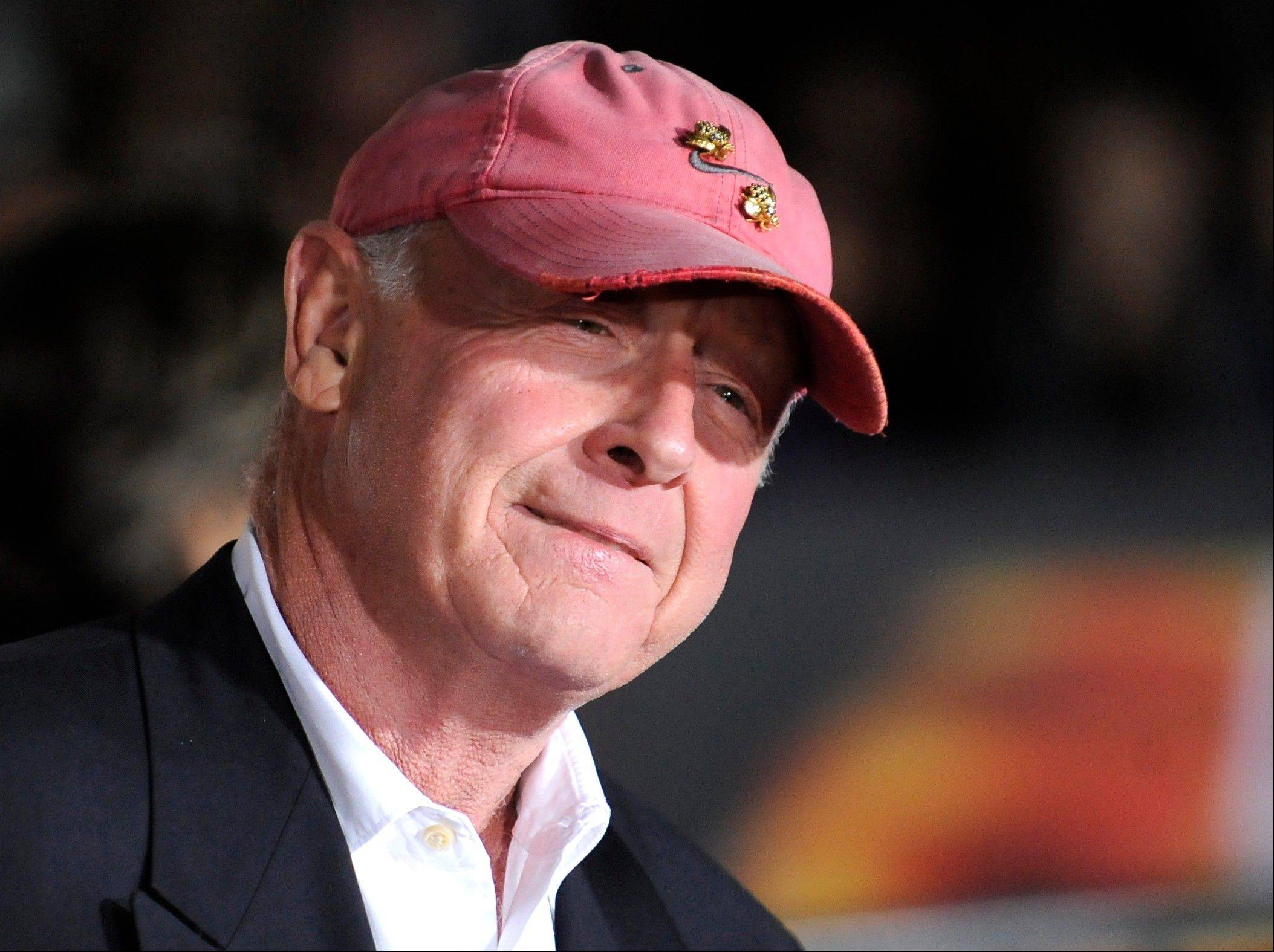 "Tony Scott, director of several Hollywood blockbusters, including ""Top Gun,"" died on Aug. 19. He was 68."