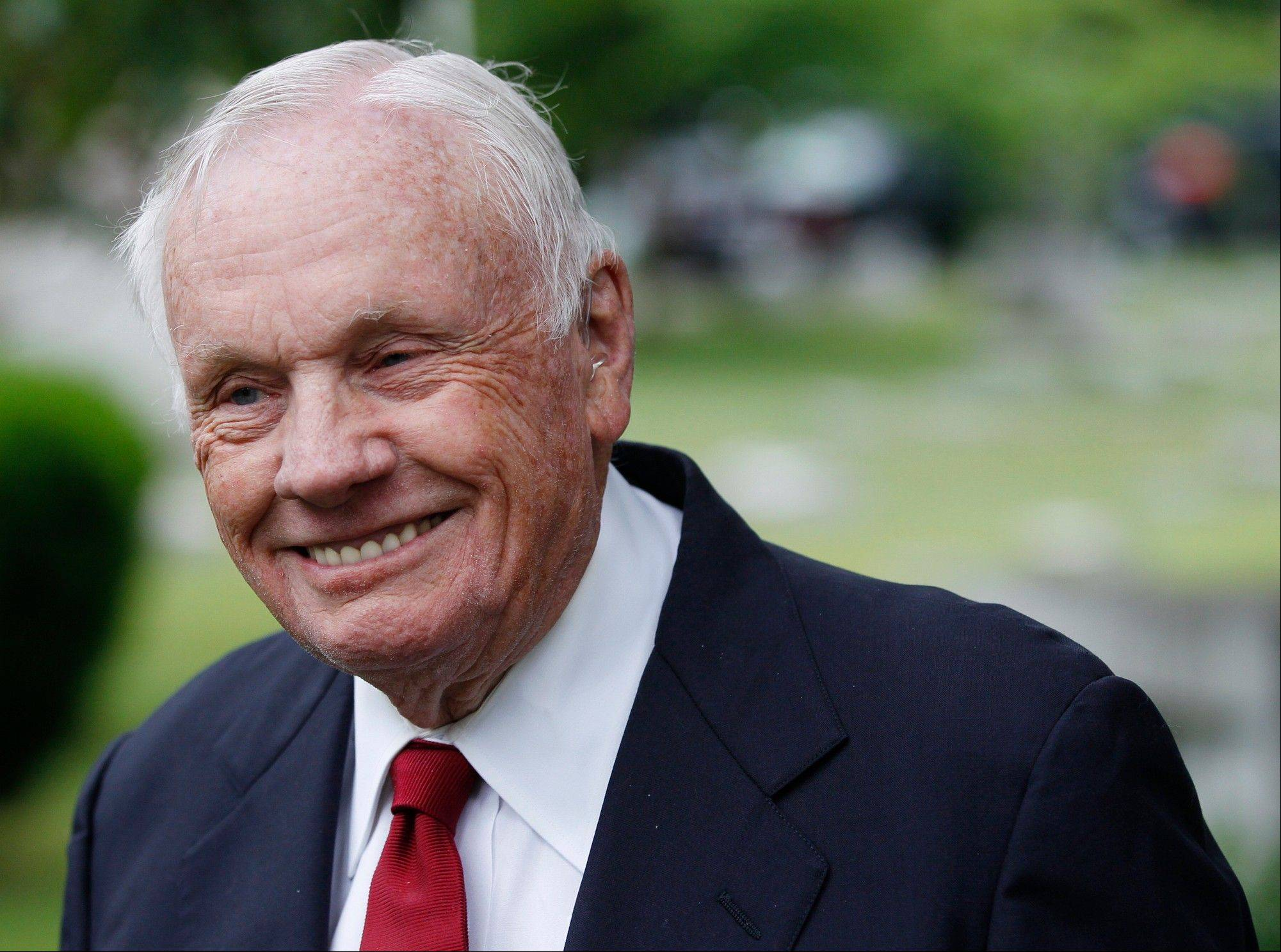Neil Armstrong, the first man to walk on the moon, died on Aug. 25. He was 82.